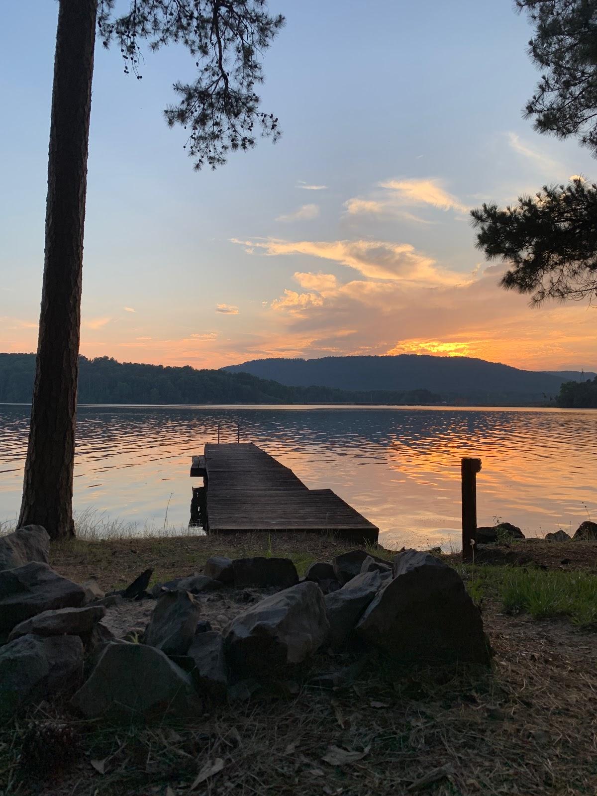 Goose Pond Sunset1.JPG