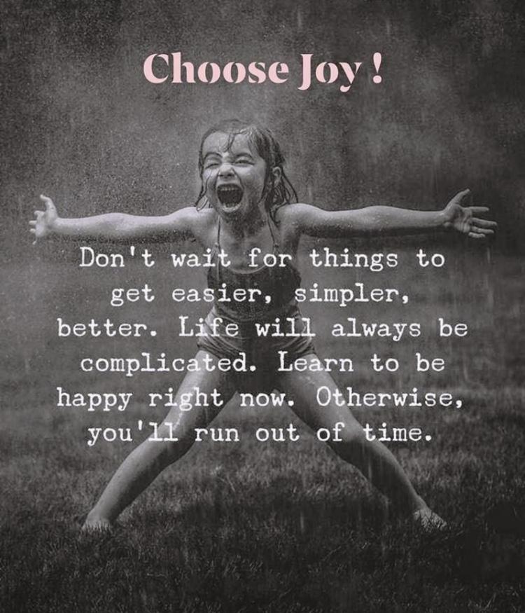 2019 I choose you, JOY!