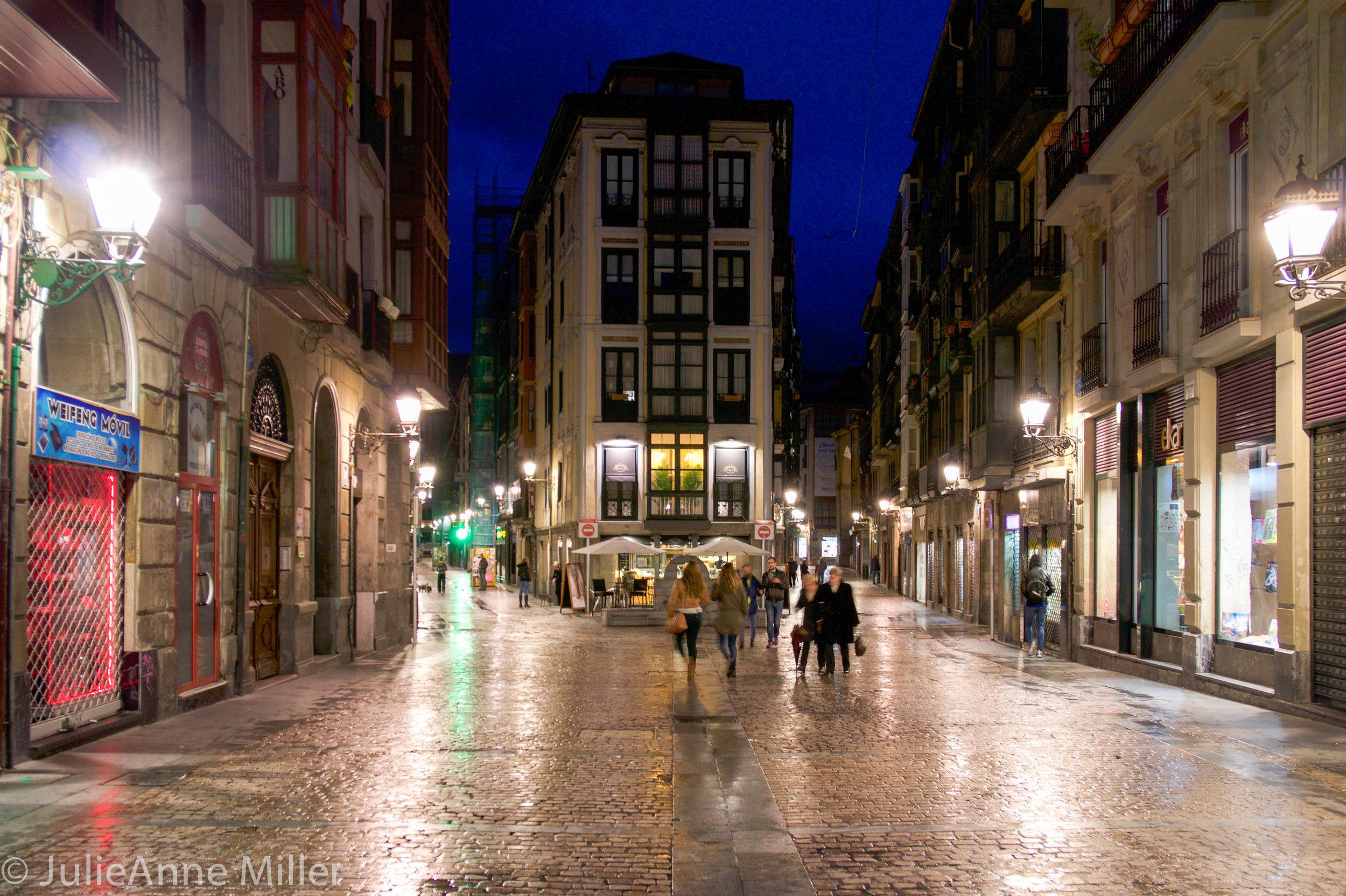 Bilbao, Basque