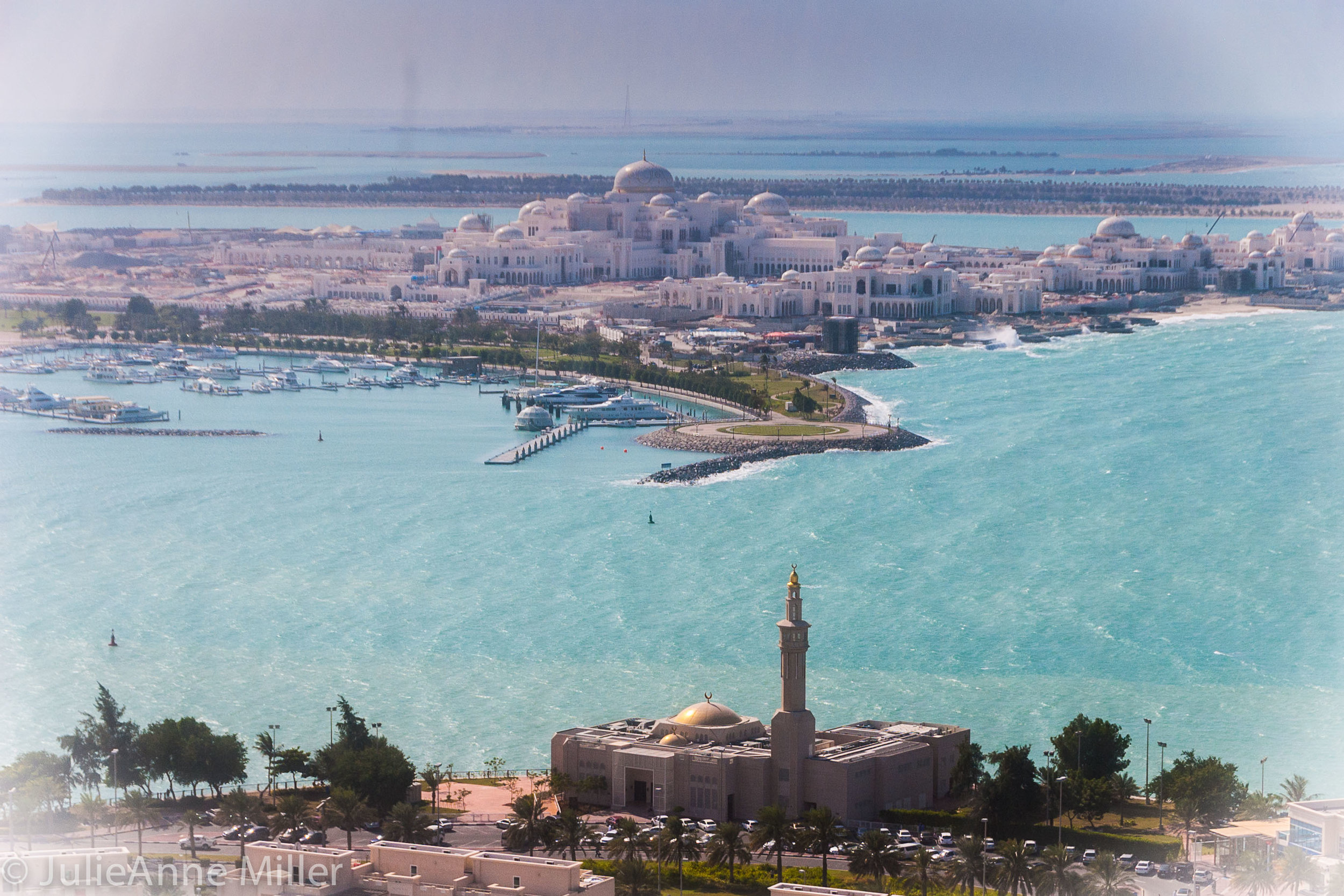 Mosque, Abu Dhabi, UAE
