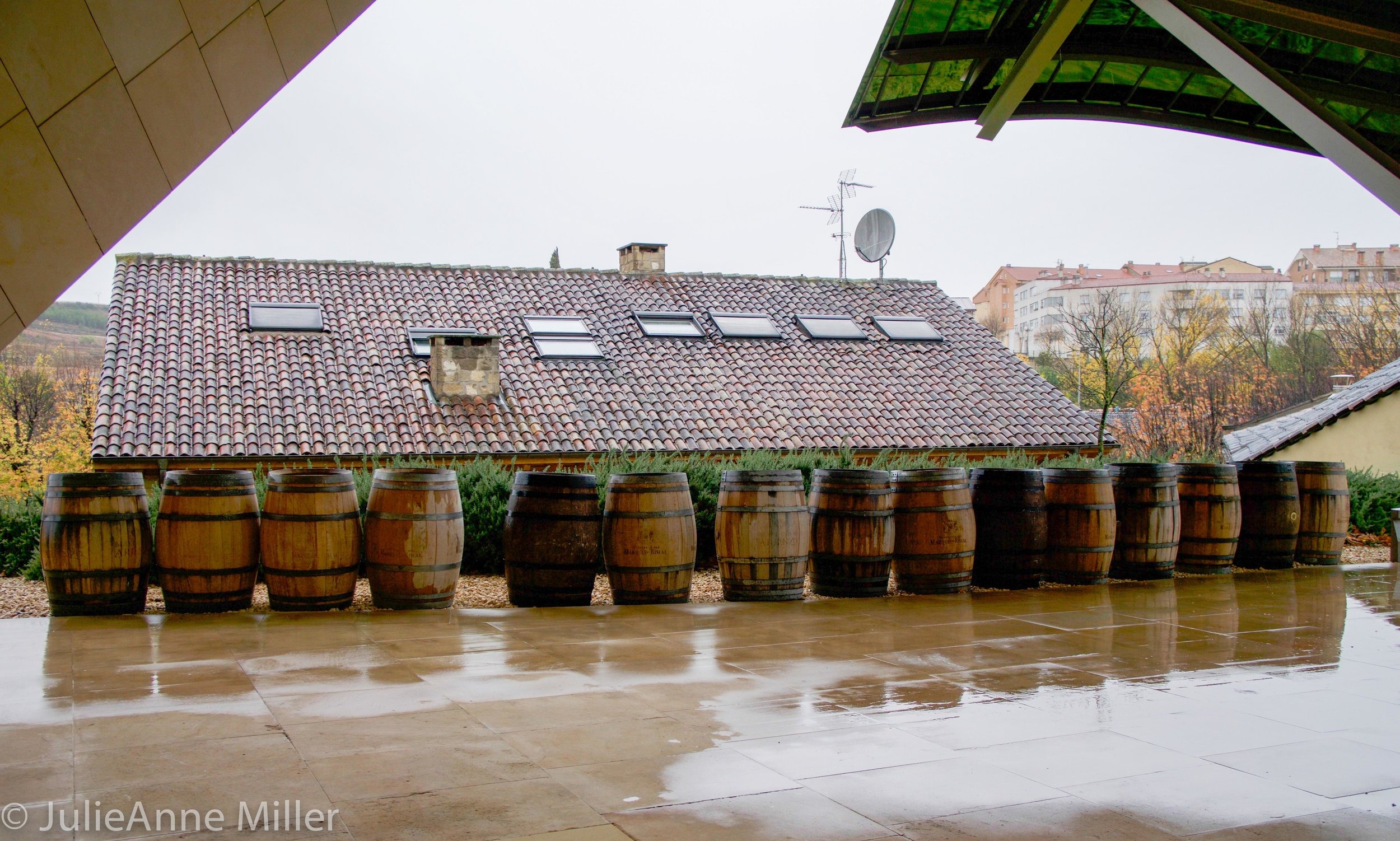 Marques de Riscale winery
