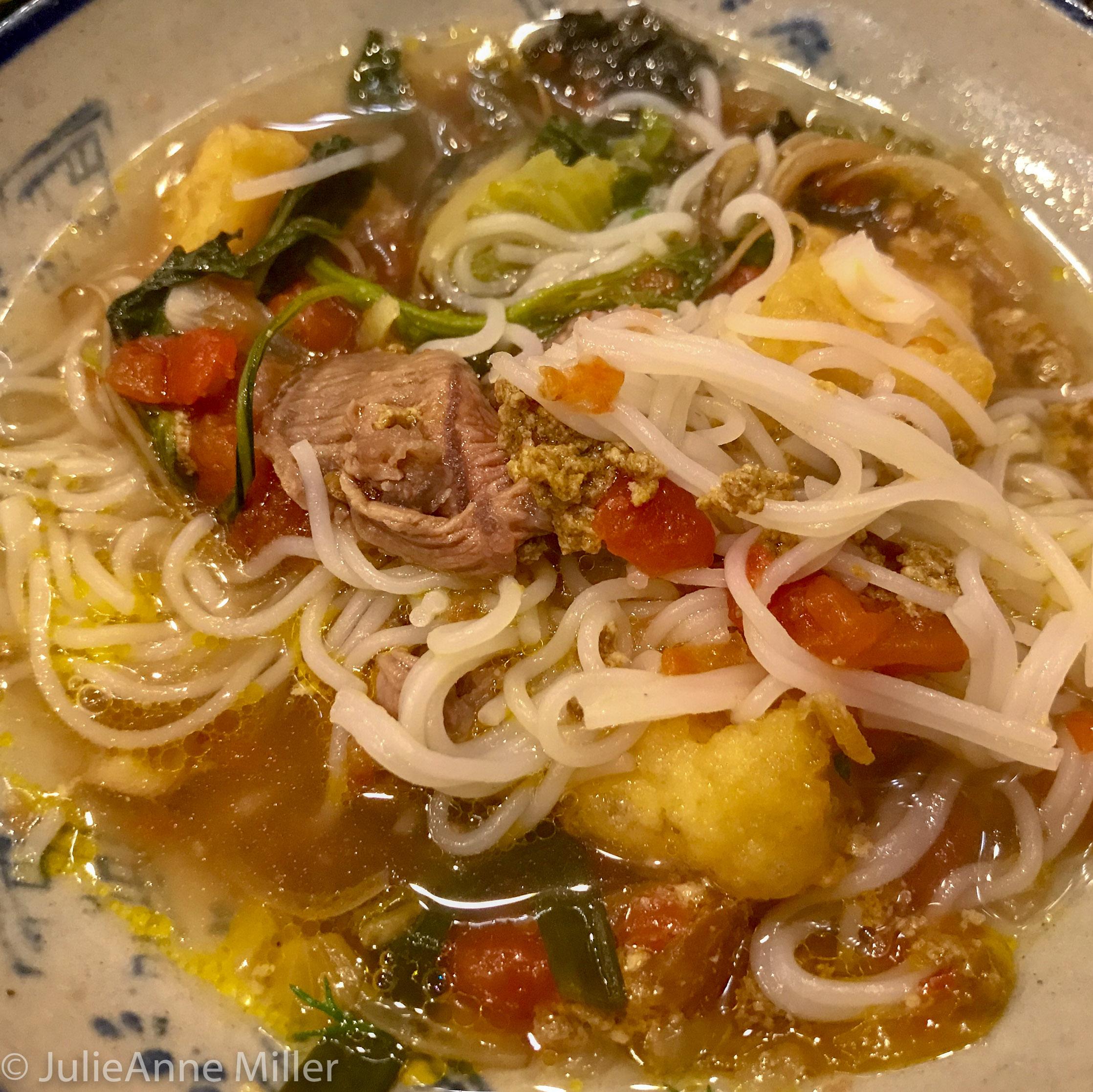 lau crab hot pot