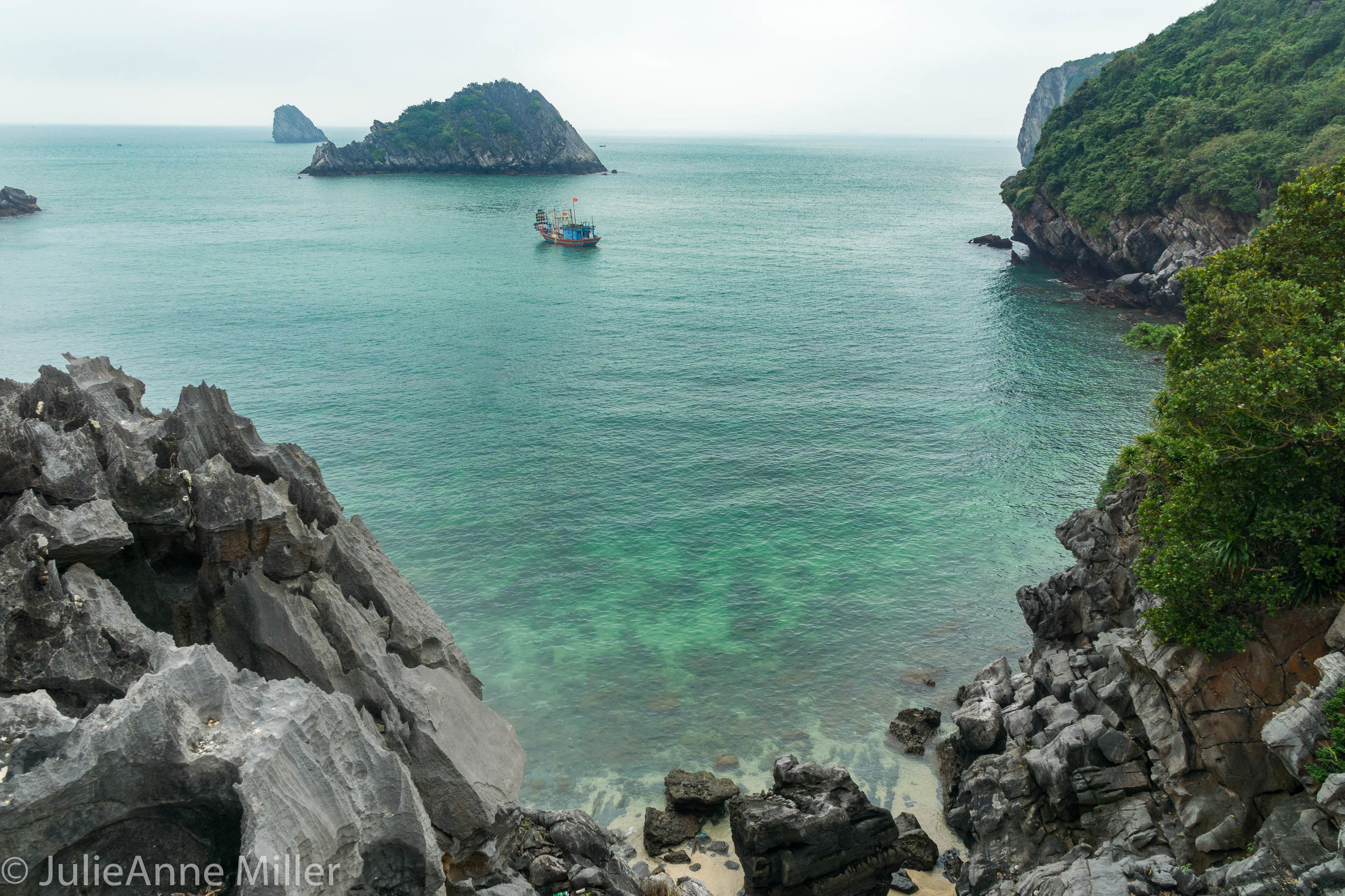 Monkey Island Bay