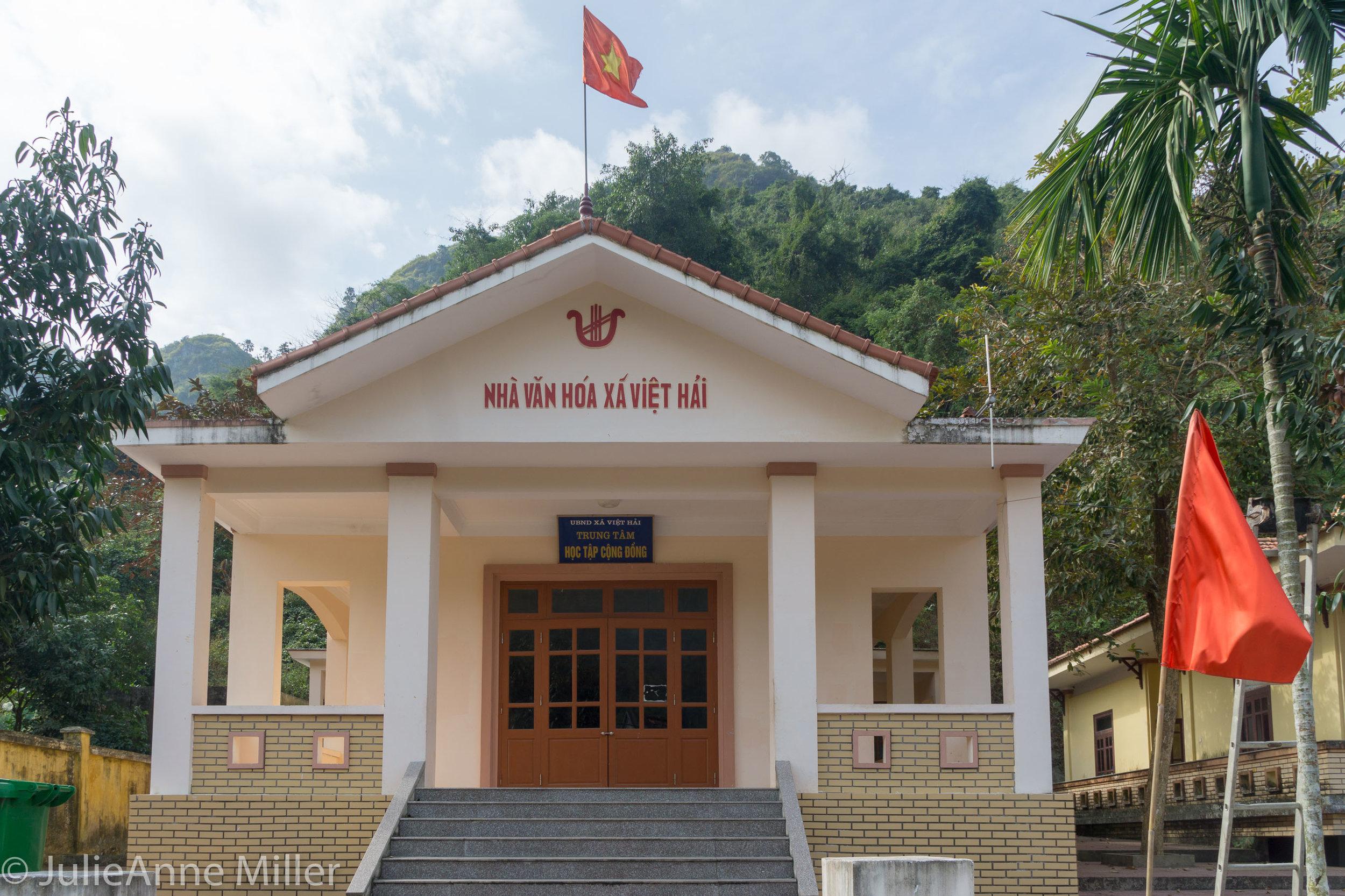 Viet Hai school