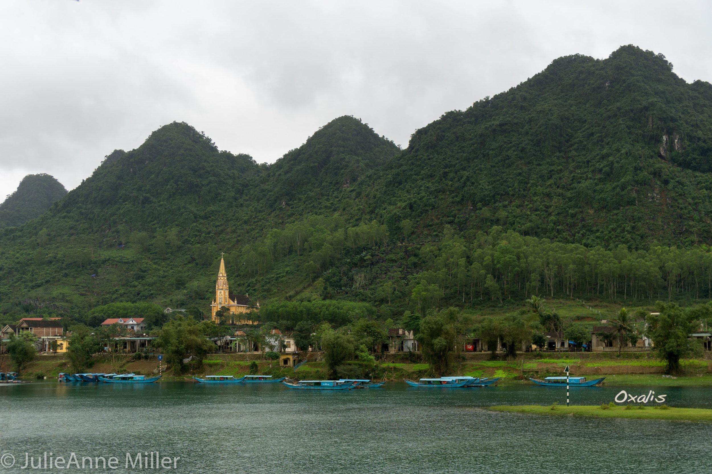 Phong Nha Vietnam