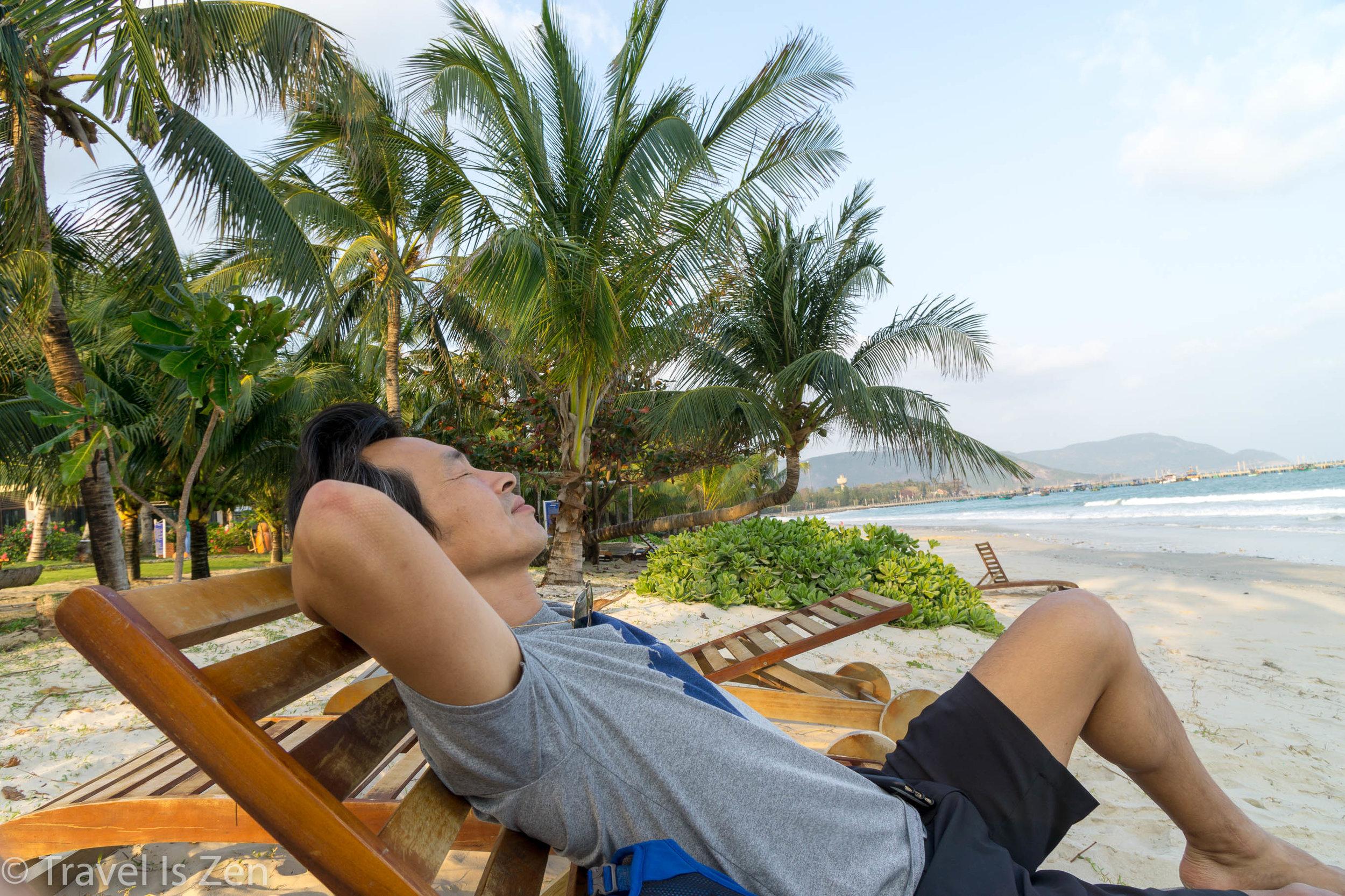 Da Trang Beach