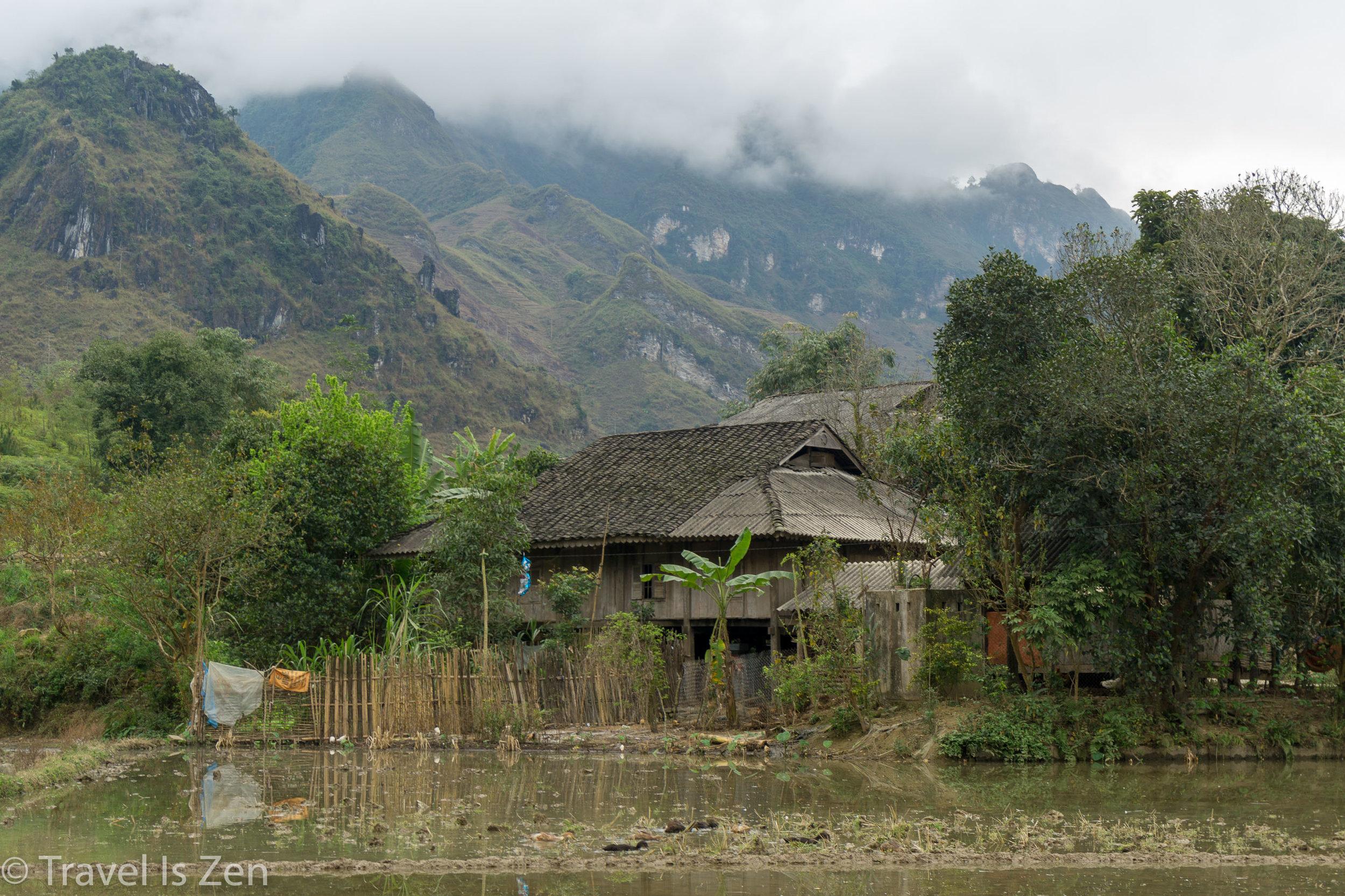 Ha Giang province, Vietnam