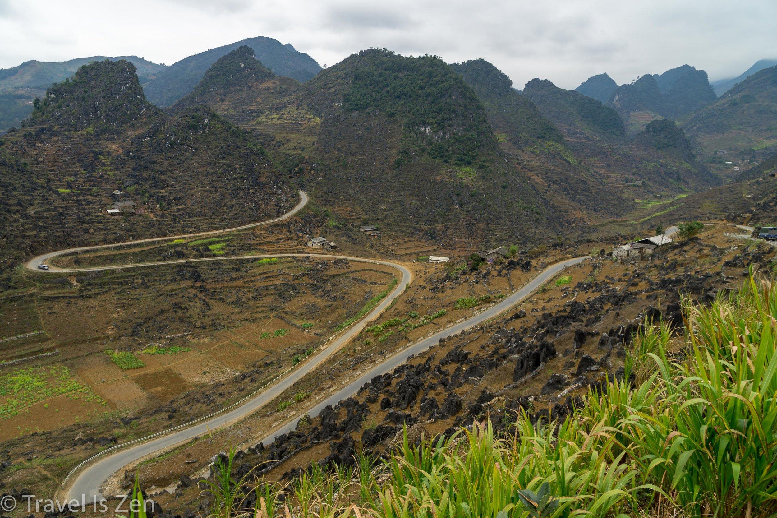 Dong Van UNESCO Karst Geopark