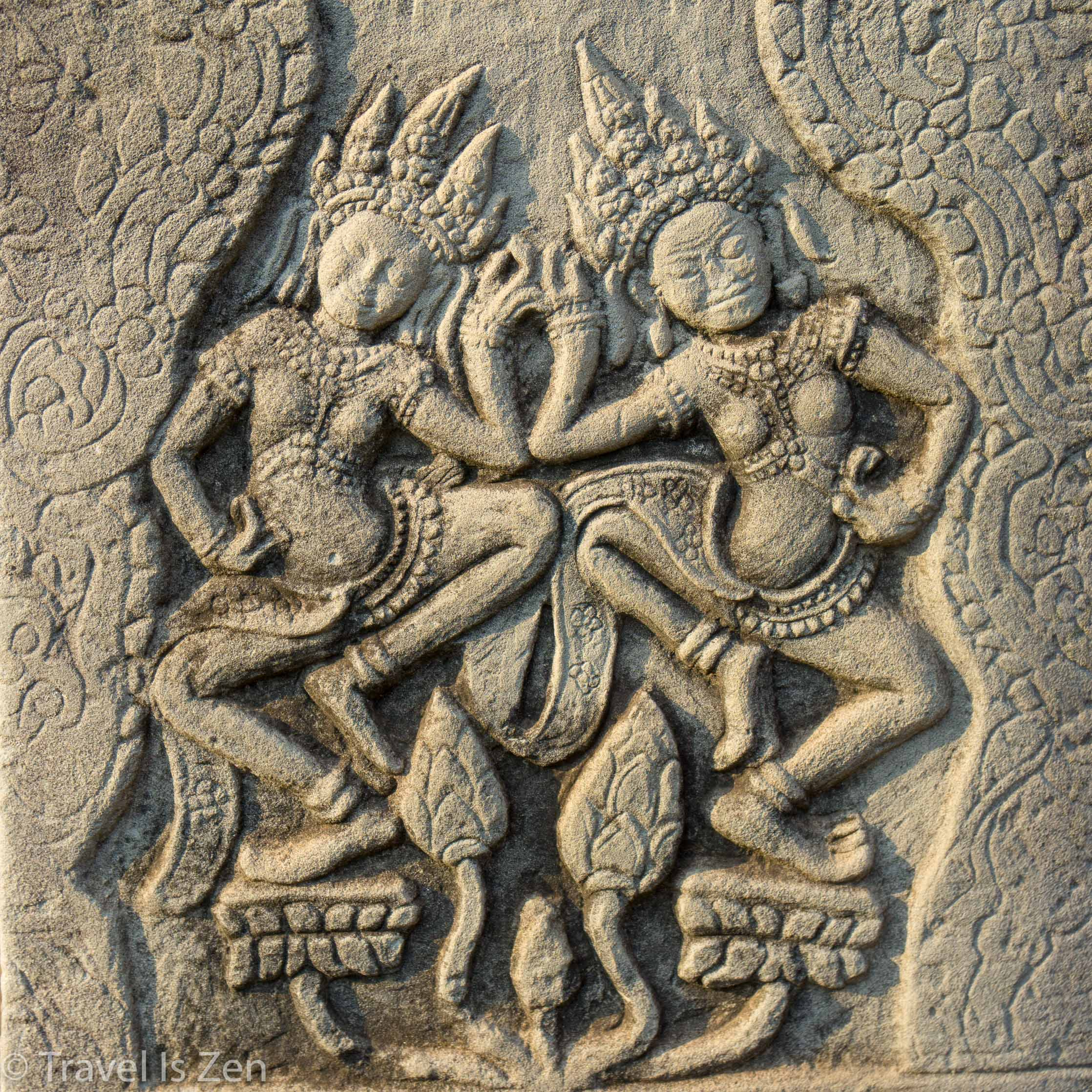 Cambodia - Siem Reap, Angkor Temple Complex, and E-Book