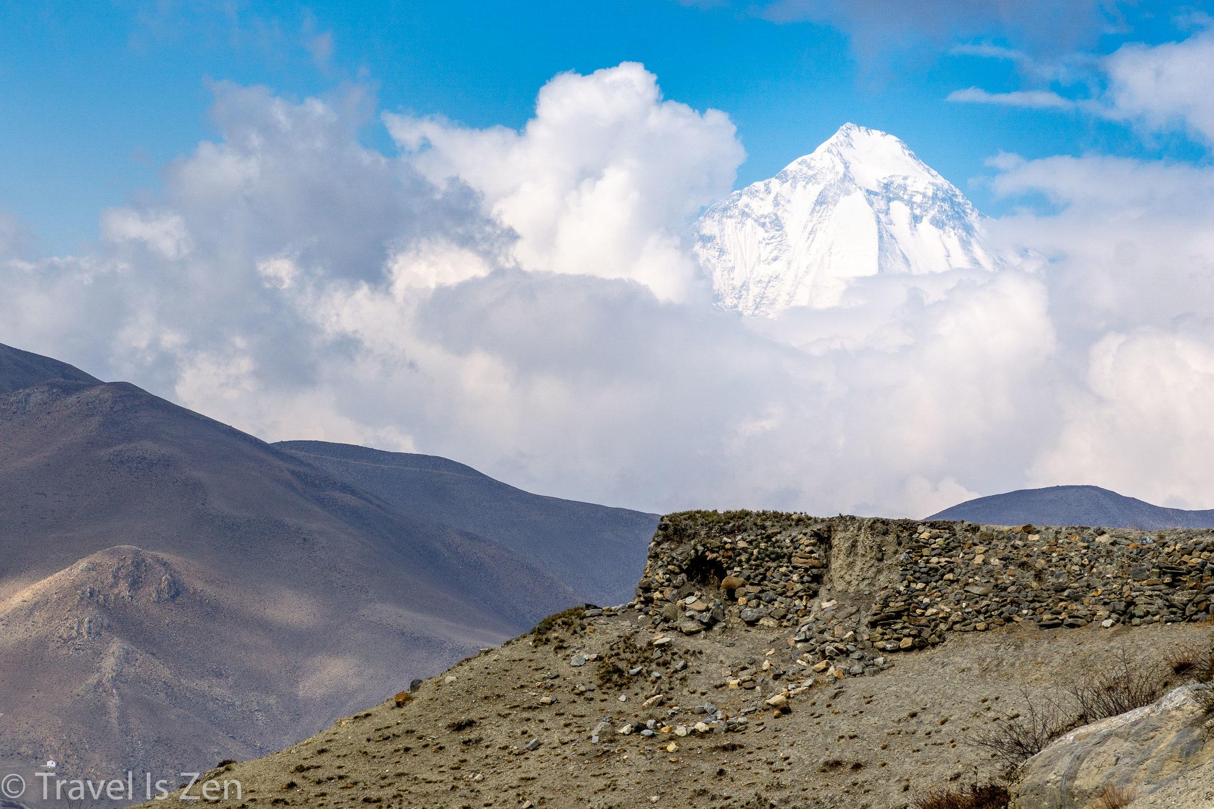 Dhaulagiri Peak