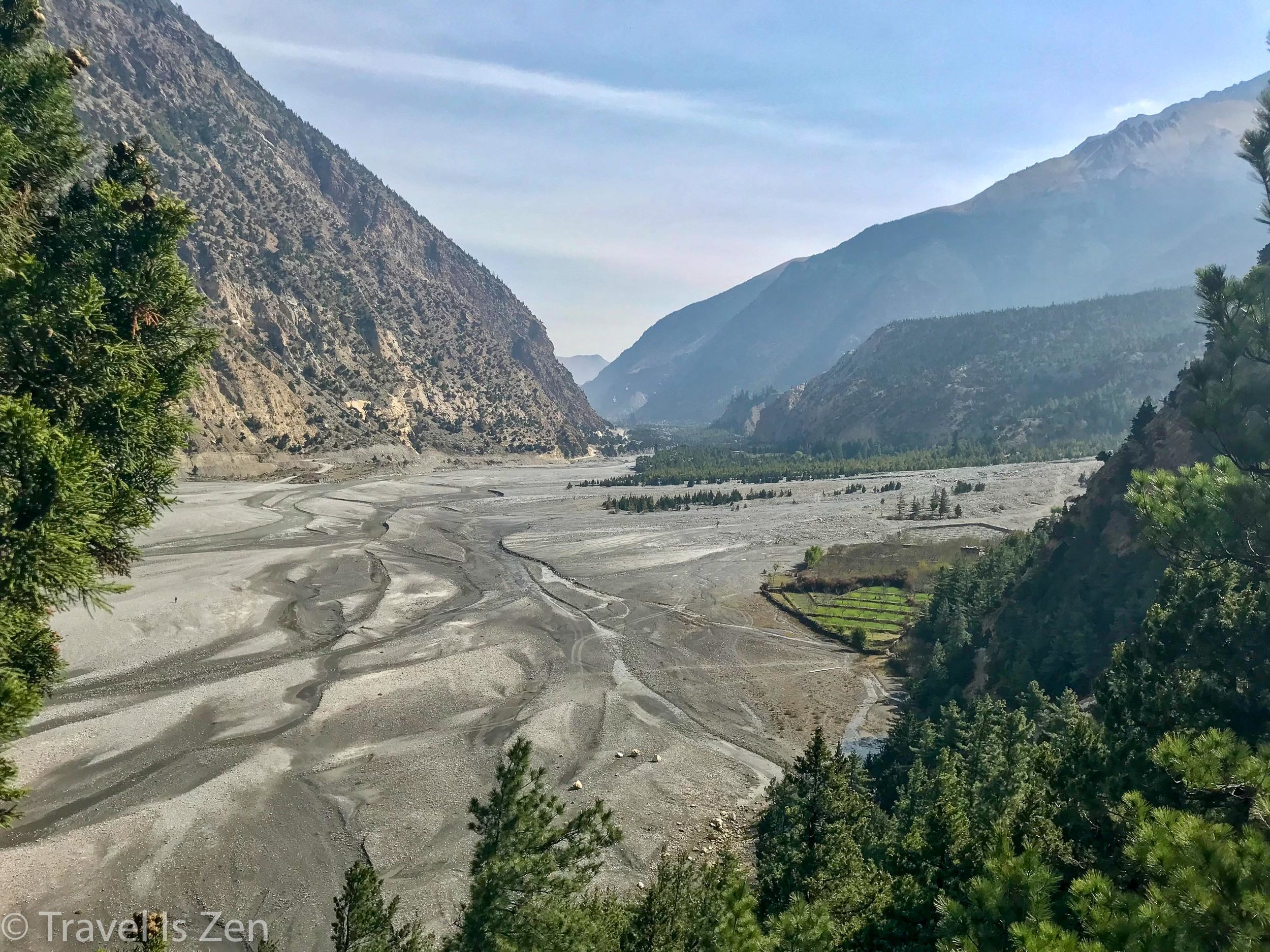Kali Gandaki River Basin