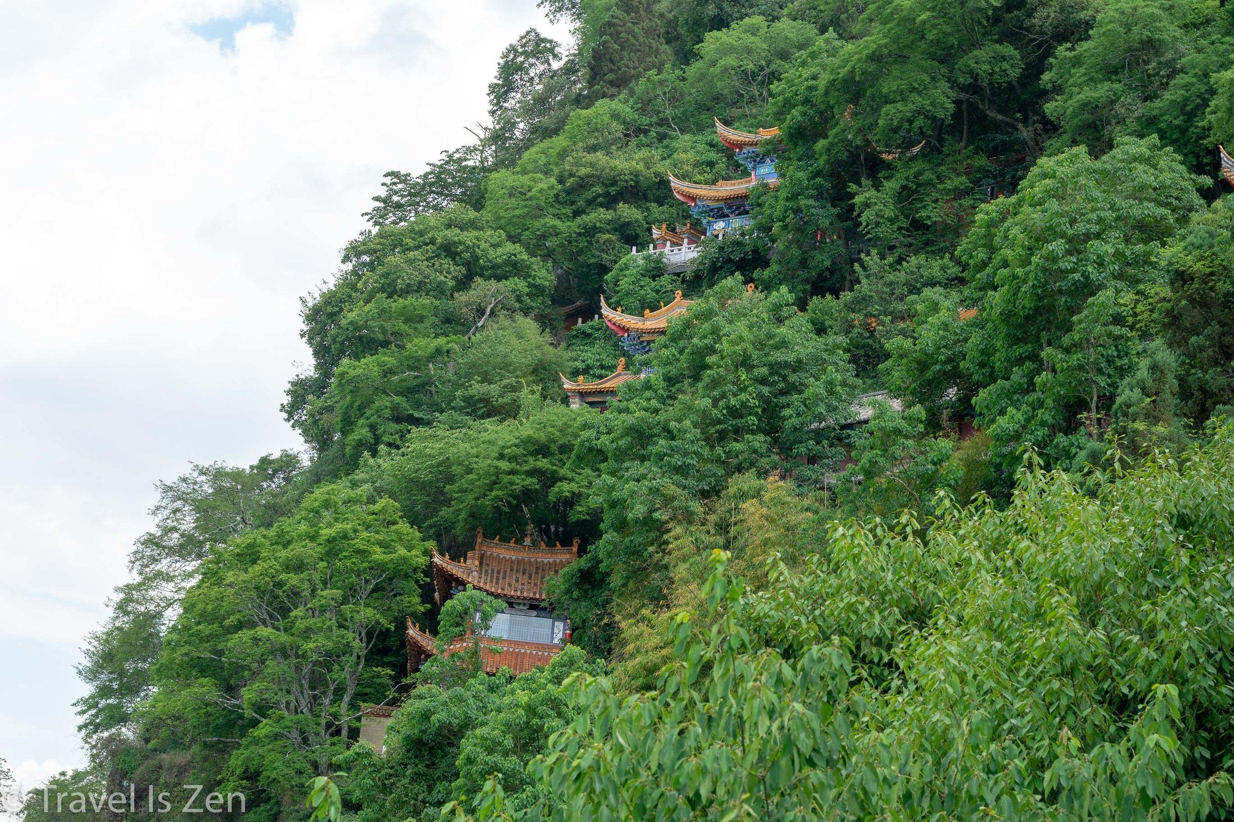 West Hills Park, Kunming