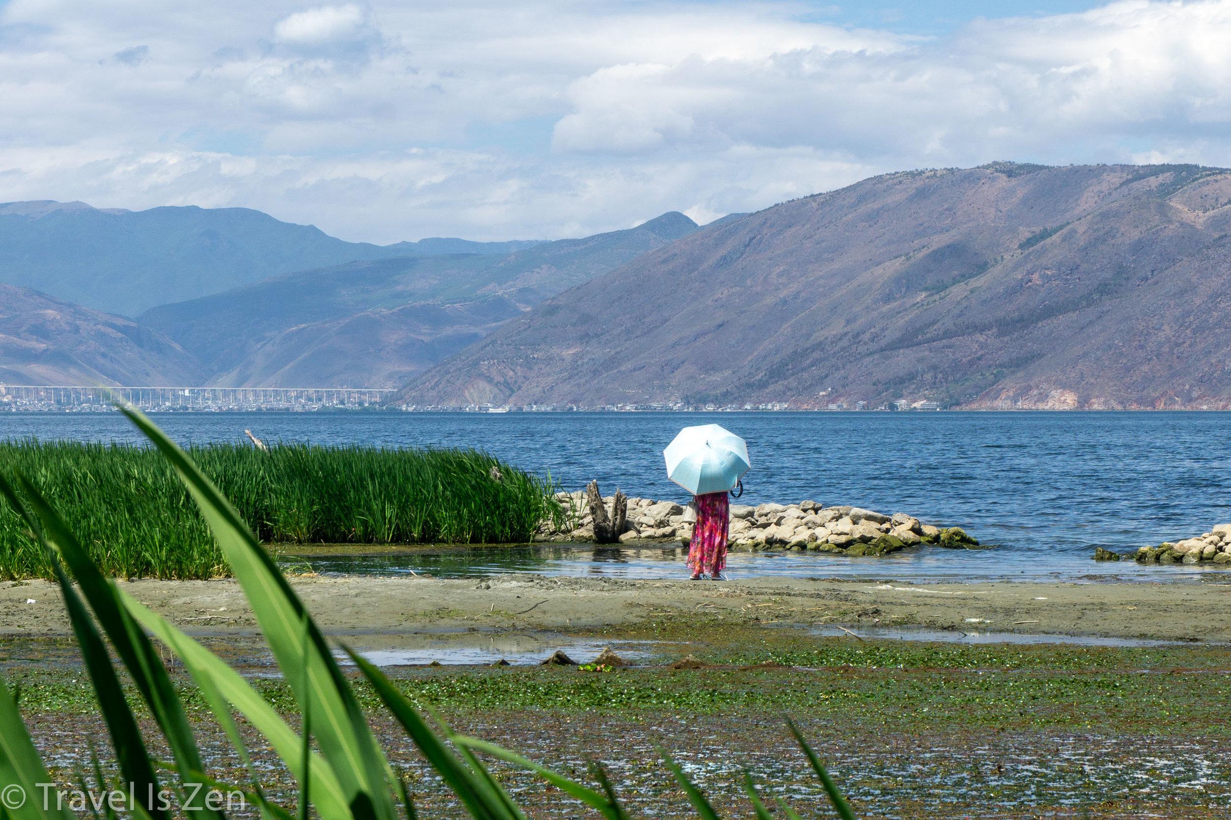Lake Erhai, Dali
