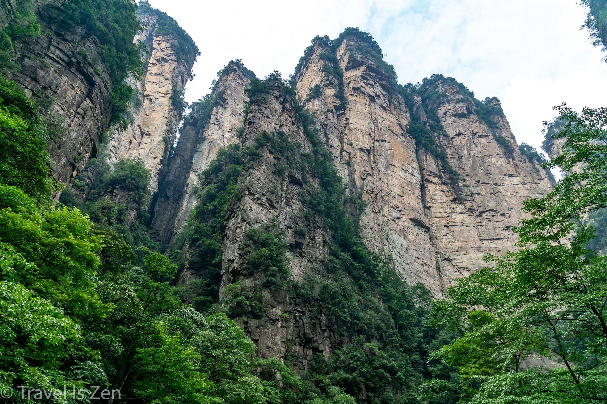 Zhangjiajie 张家界 National Park