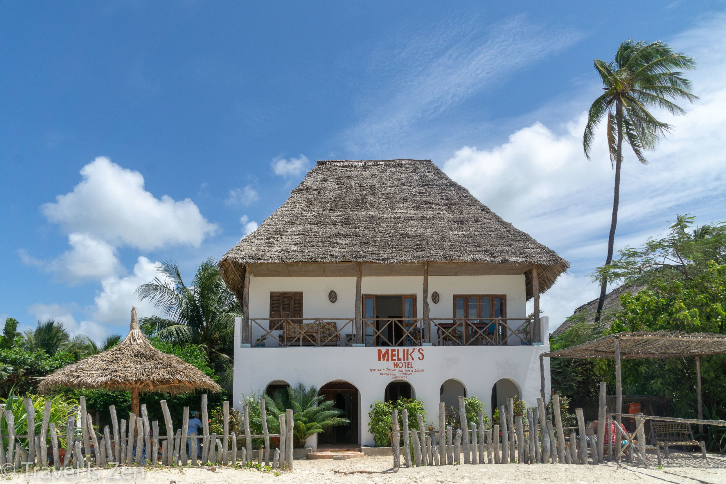 Our island retreat: Melik's hotel