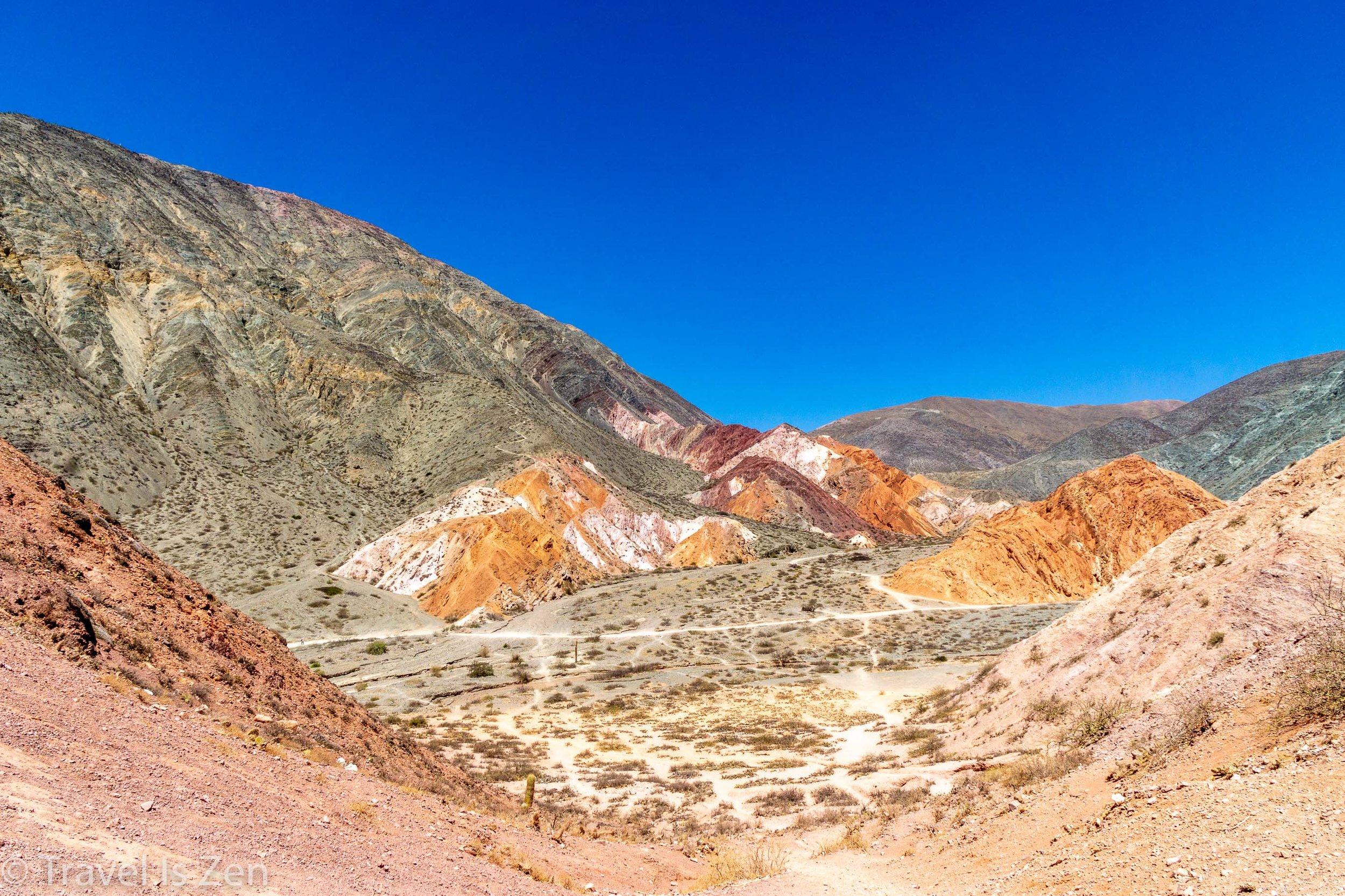 Seven Color Hills