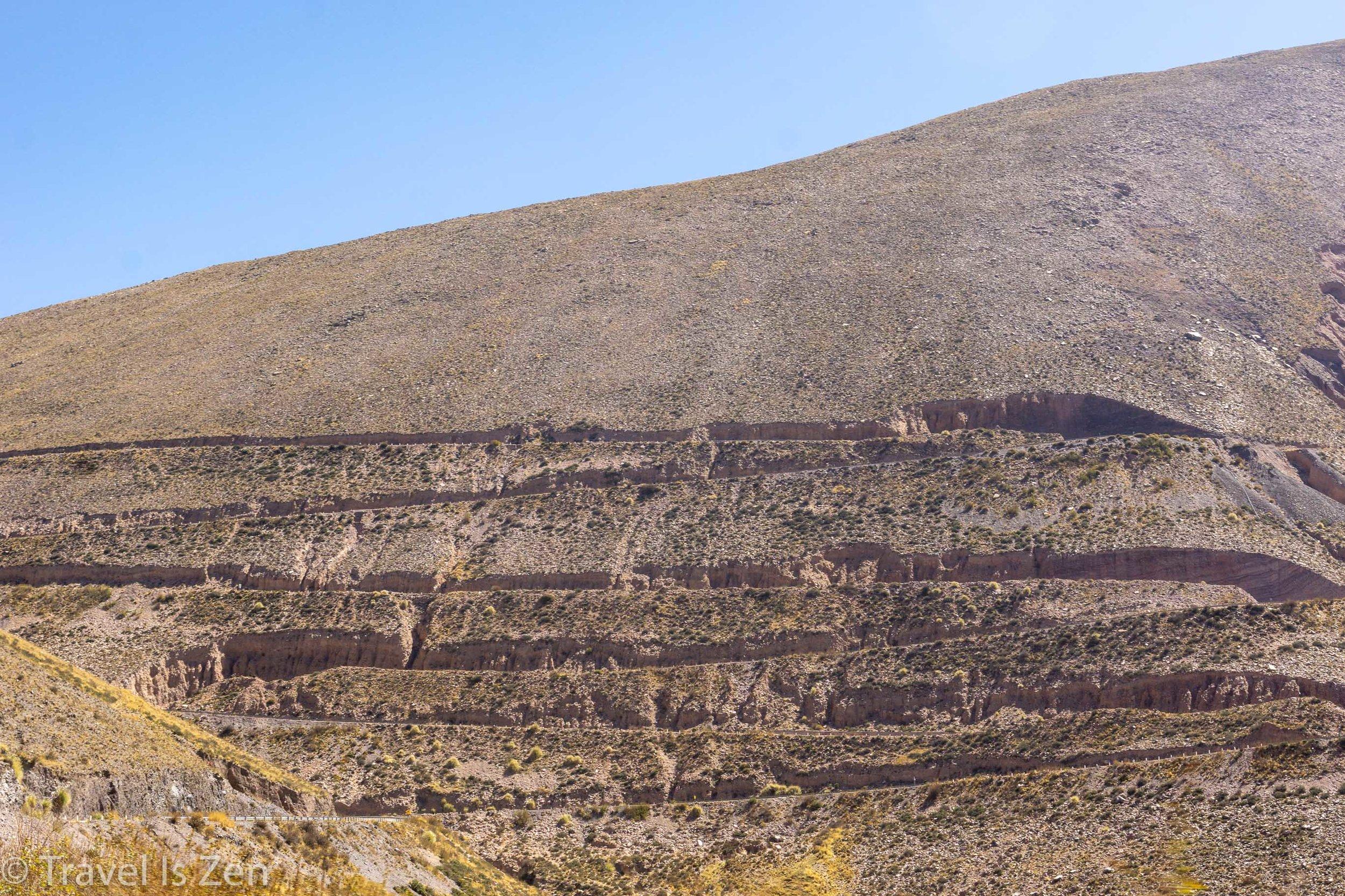 Lipán Slope, Argentina Route 52