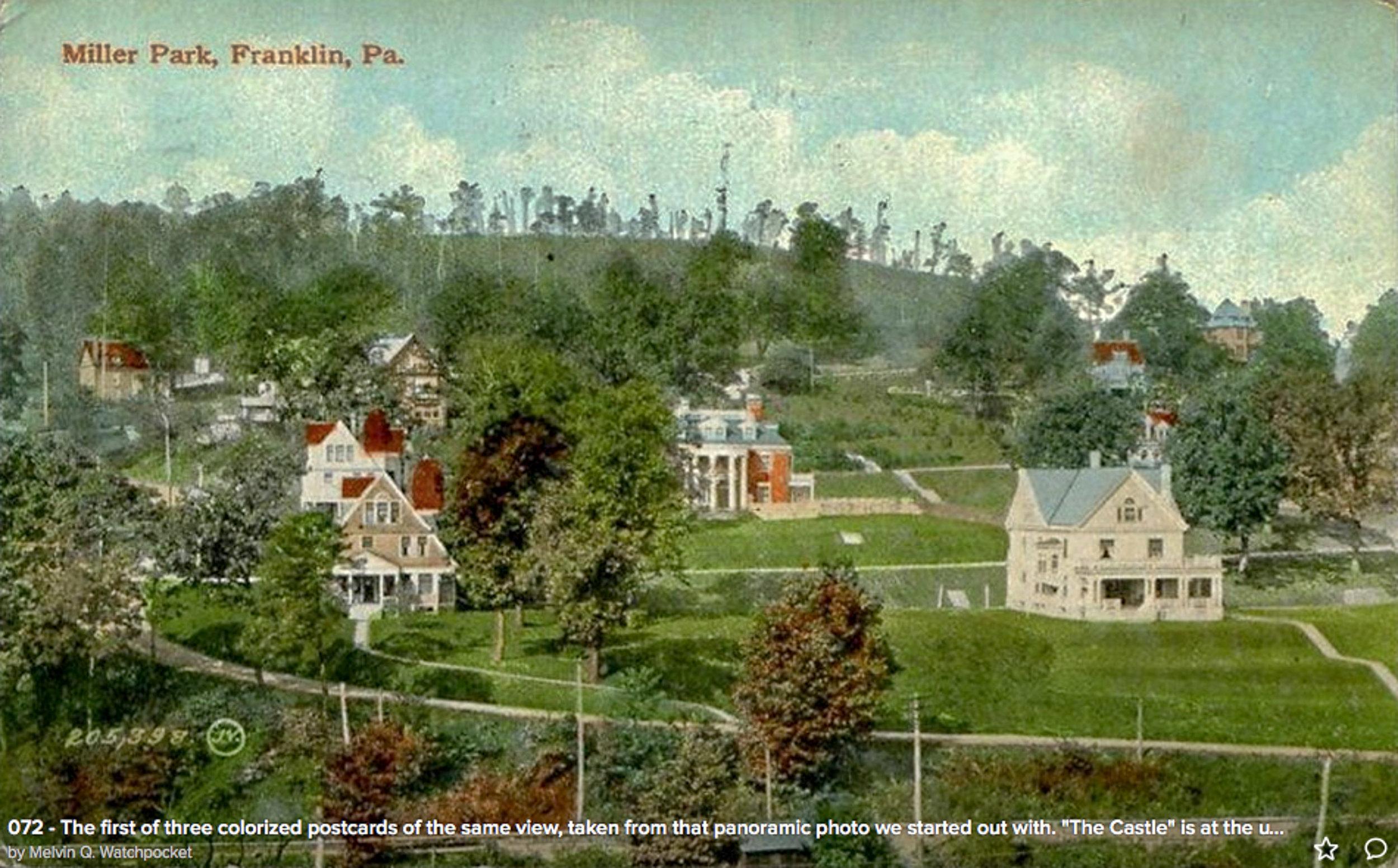 Franklin PA old postcards-2.jpg