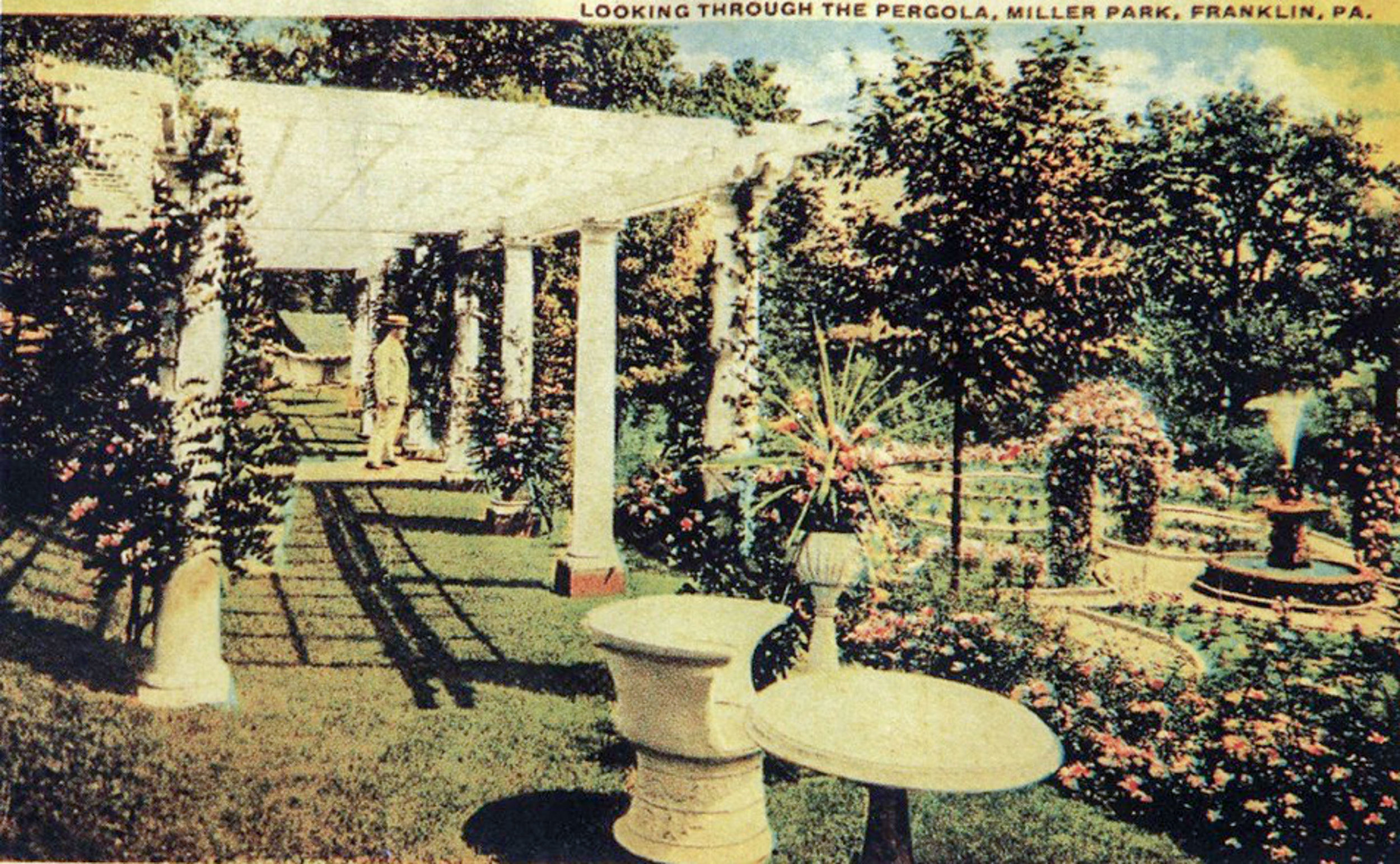 Franklin PA old postcards-4.jpg