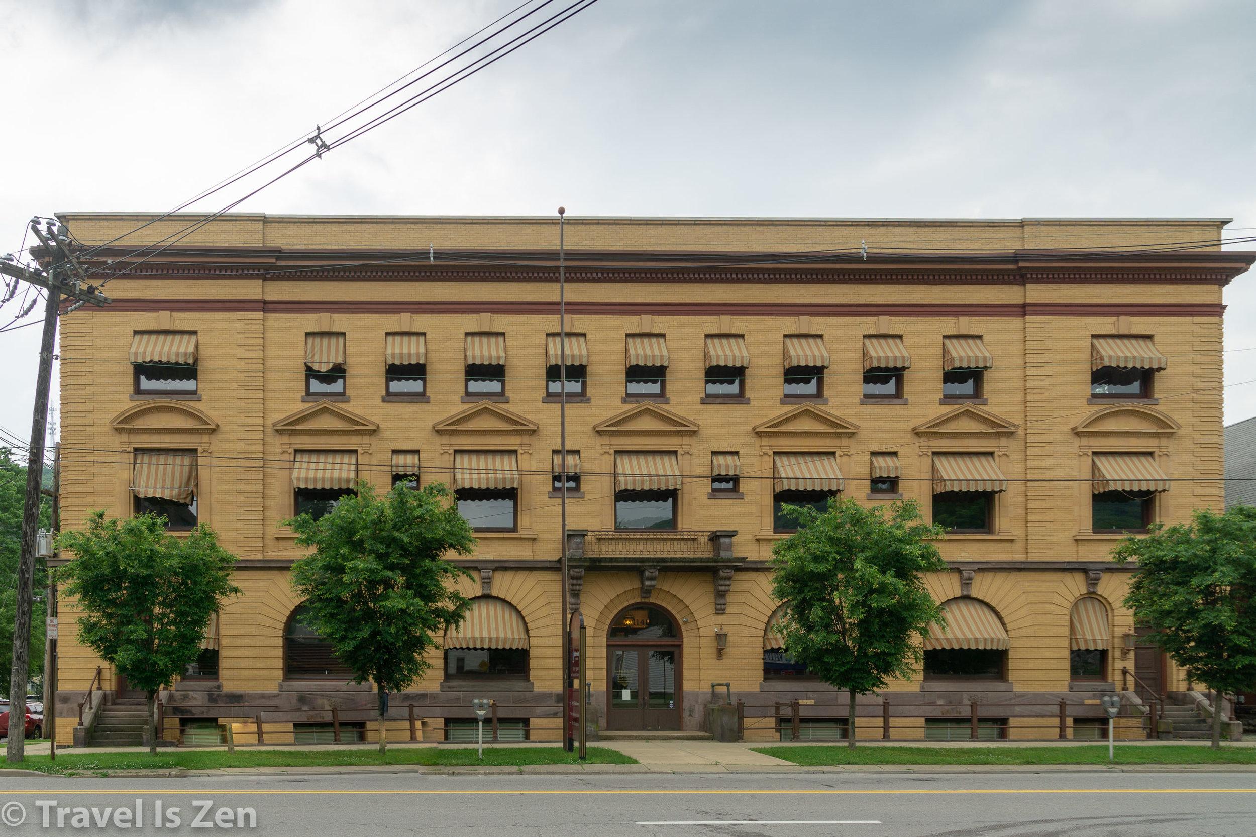 Galena Oil headquarters in Franklin, PA