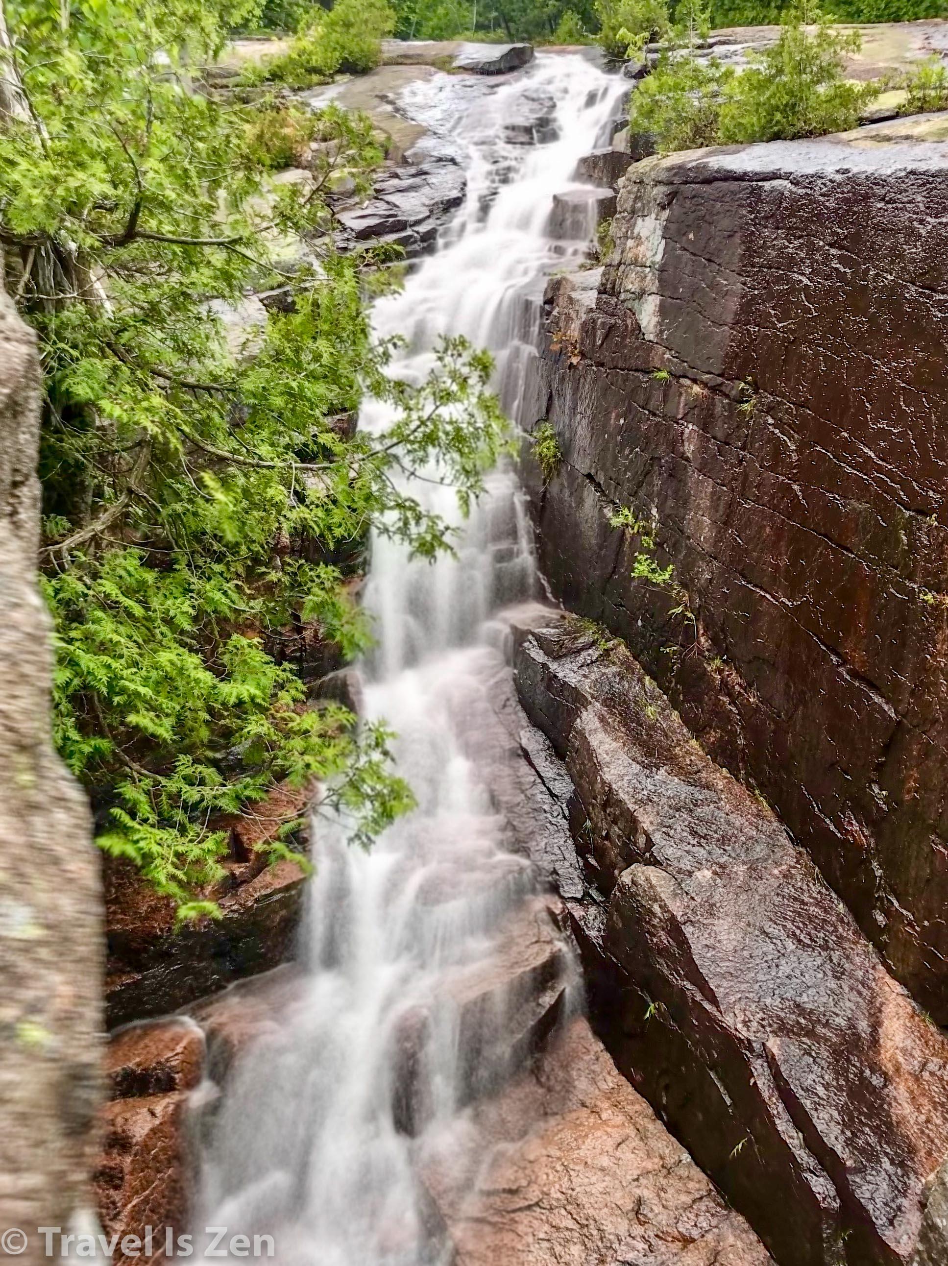 Canon Brook trail