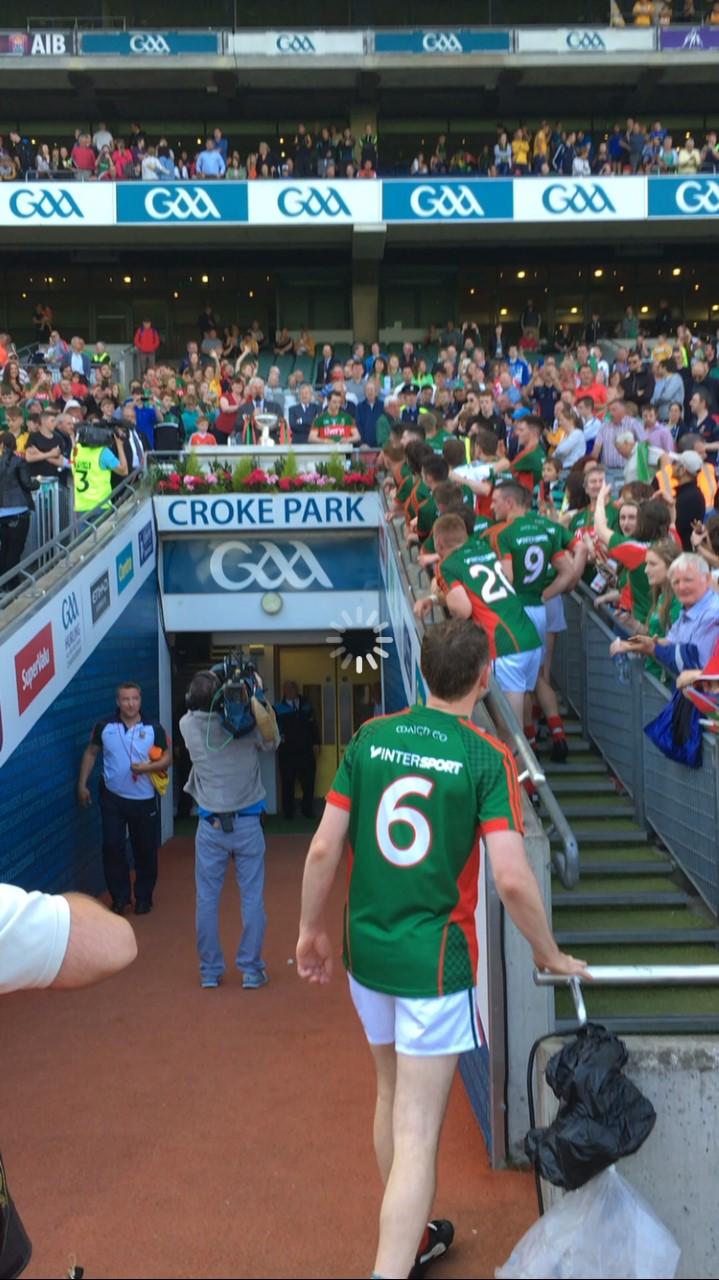 All Ireland Champions 2016 - Nicky Rackard - Mayo Senior Hurling