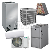 Residential A/C & Heat Pumps