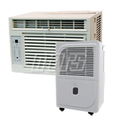 Room Air & Dehumidifiers