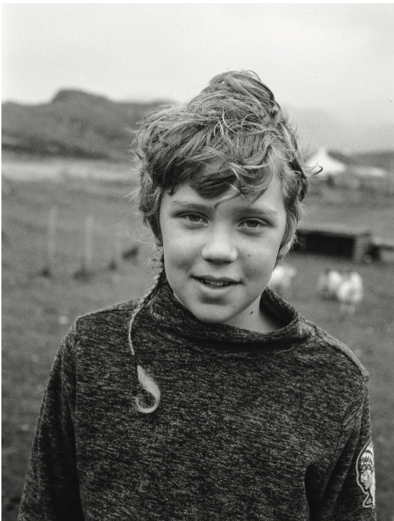 """""""The great American Modernist photographer Paul Strand visited the Outer Hebrides in the 1950s, producing iconic images of Gaelic people living on the edge of society"""" STRANDS OF TIME Photographer Julia Bostock revisits and pays tribute in a new portfolio."""