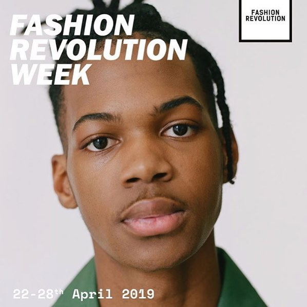 Happy Earth Day 🌏 And let's hear it for Fashion Revolution @fash_rev a group of dedicated designers, producers, writers, workers, retailers, consumers and academics who love fashion but don't want clothes to exploit people or destroy the planet. It's Fashion Revolution Week (22nd - 28th April) so let's support all those who are helping to make fashion more sustainable and less exploitative. Image #repost from Fashion Revolution Photographer: Sam Bush @sambush_  Model: Ayokunami Sule @ayokunmi #whomademyclothes #fashionrevolution #buywellbuyless #sustainablefashion #slowfashion