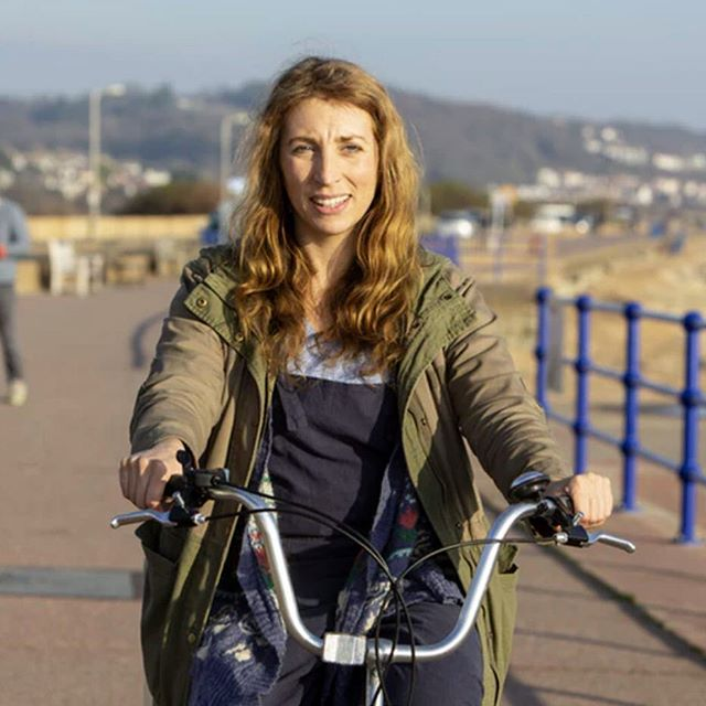 Back to life, back to reality. Our Commissioning Editor Wendy Carrig has a new tv crush. 'Thank you @daisy.haggard for bringing #BackToLife to our screens. This excellent dark comedy is written and stars Haggard as an ex-con returning to her parental home after serving an 18 year prison sentence. Filmed in Hythe and Dungeness on the Kent coast, it co-stars @geraldinejames8791, @adeelakhtar and Richard Durden.' From the producers of The Missing, Baptiste and Liar. #tunein #daisyhaggard #darkcomedy #BBC3 #bestofBritish