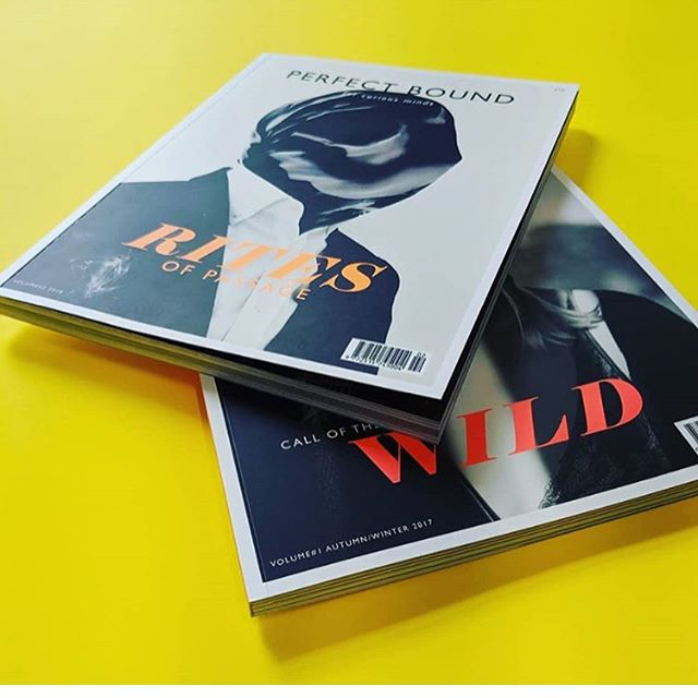 A HUGE Thank You to @picsandinkmags for their fabulous post on Volume 1 & 2 of Perfect Bound. We love being part of their stable of thoroughbred magazines, cleverly curated and wonderfully diverse. We are looking forward to launching Volume 3 - our TRUTH issue online and instore. So, who said print is dead? #longliveprint #independentpublishing #readallaboutit #becurious #wordsandpictures