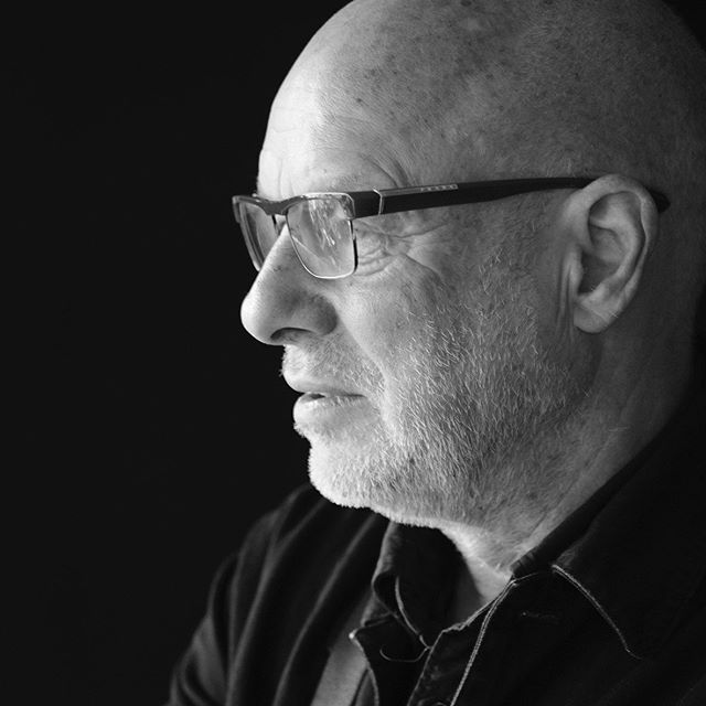 Brian Eno Backstage at The Carnival of Resistance in London's Parliament Square. Always on the right side of the argument, always relevant, always sonically on fire 🔥  Photography @goldenphoto for #perfectboundmagazine 2019.