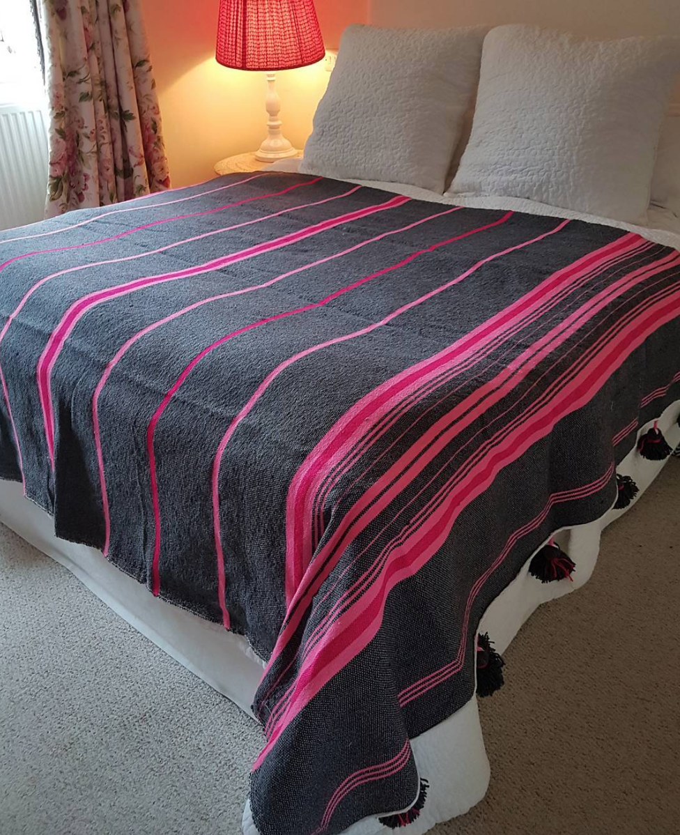 Shop our  throws here .
