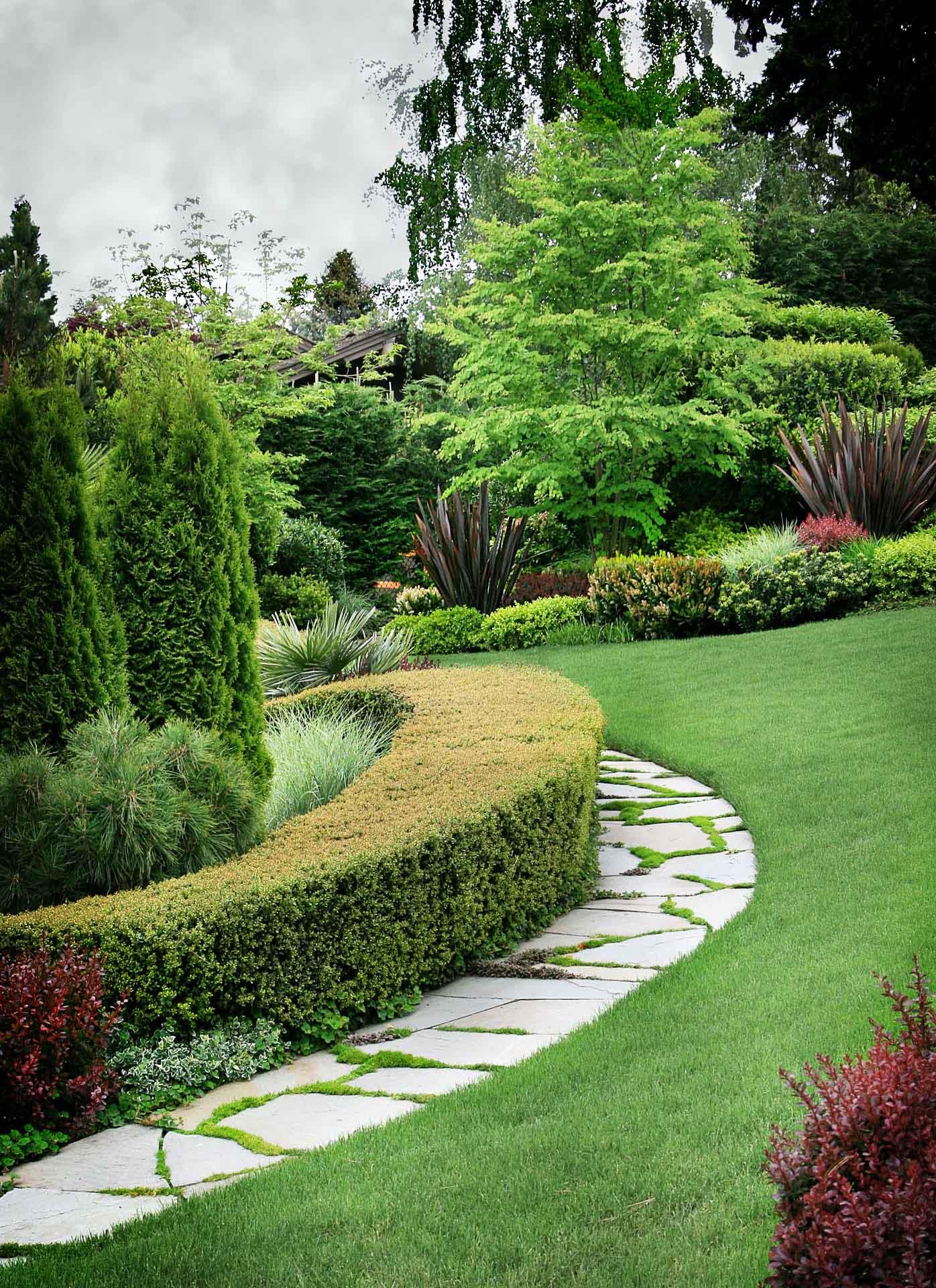 Lakeshore Garden -