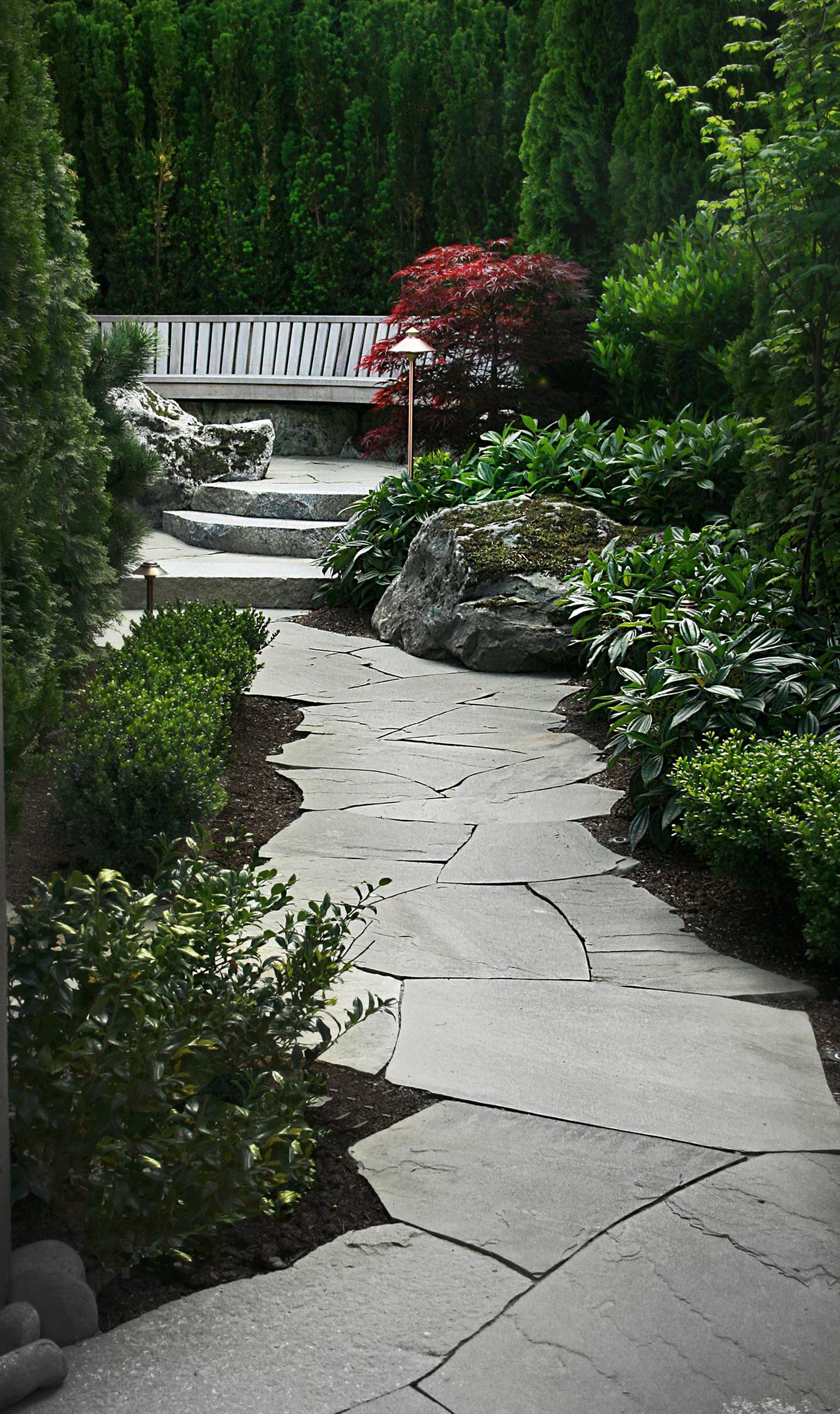 Walks, Steps, & Patios -