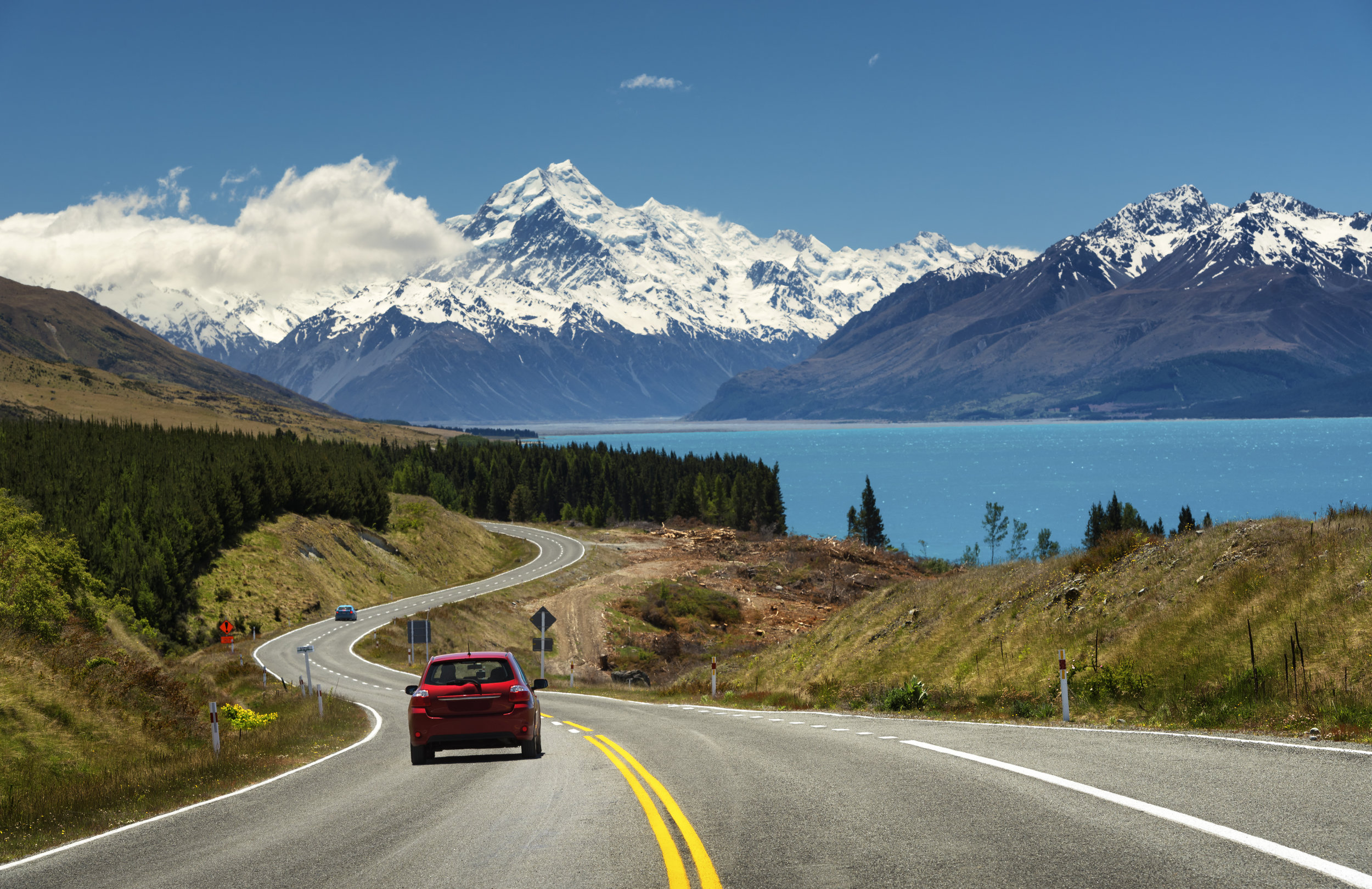 State Highway 80 -Source: iStock