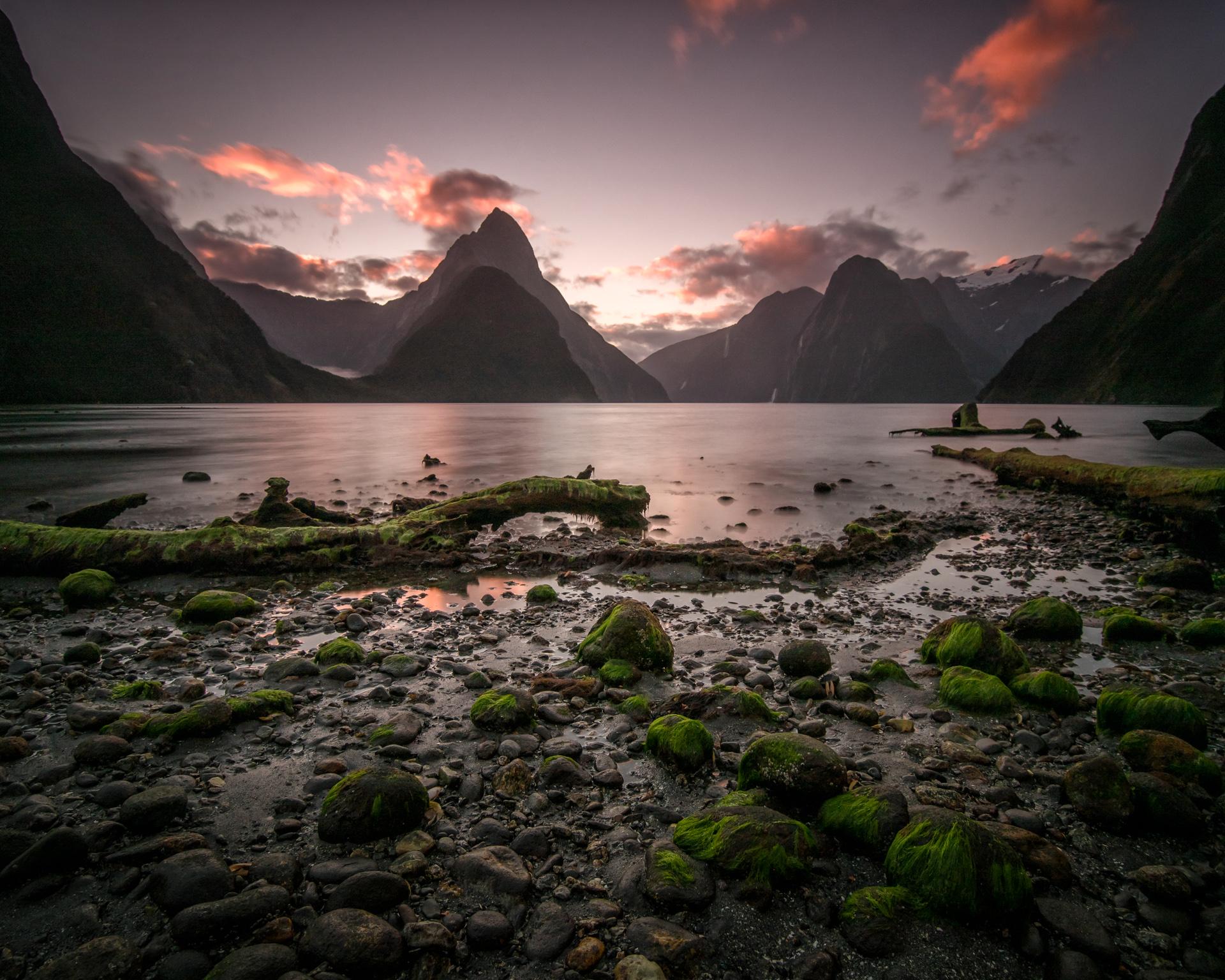 MIlford Sound, Fiordland National Park, 2017
