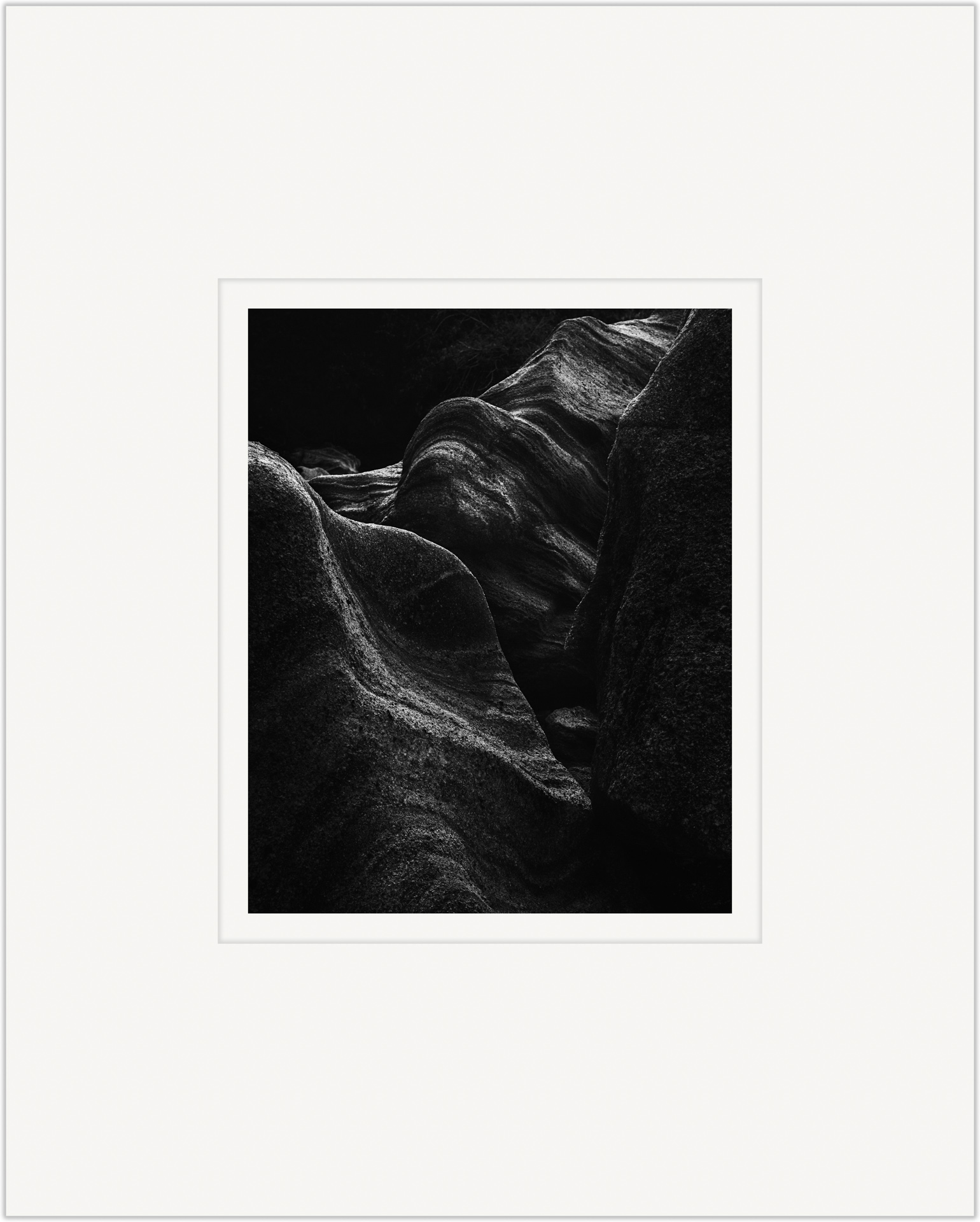Untitled (Layered Rocks)   20cm x 25cm Photo Paper Limited Edition of 99   IDR 799,000