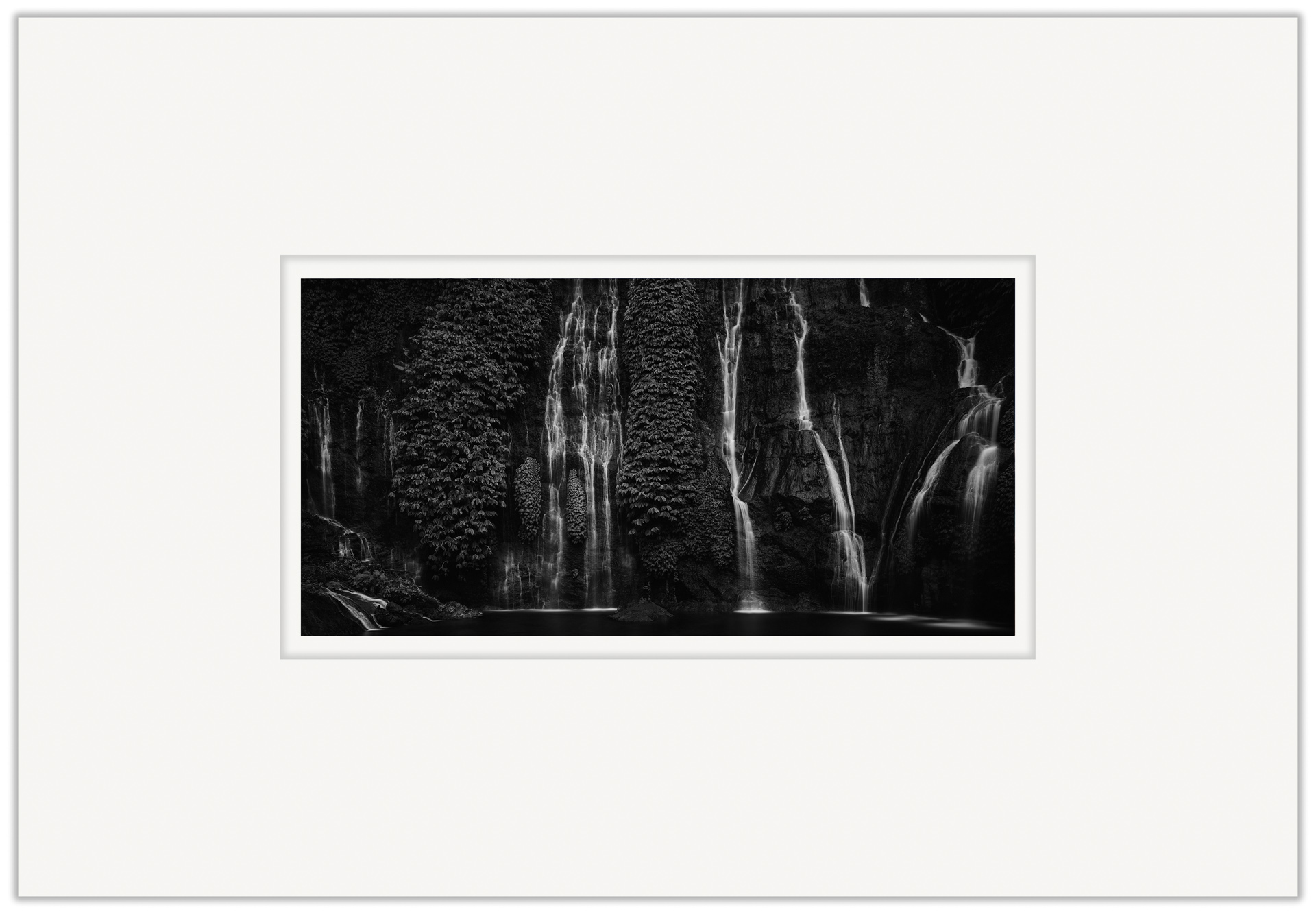 Cascade   45cm x 90cm Photo Paper Limited Edition of 10   Call For Price