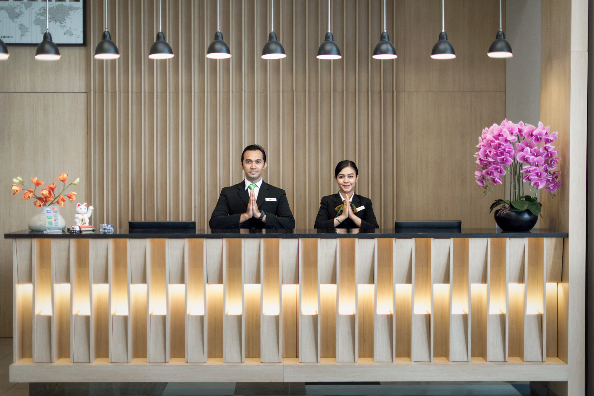 Lemo Hotel - A hotel located for both business and leisure in Serpong, Tangerang.