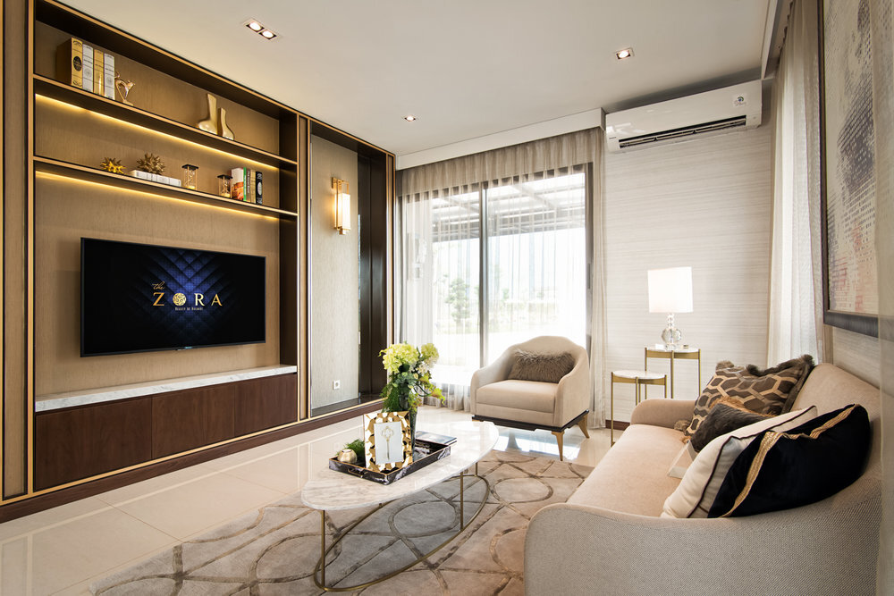The Zora - A residence for modern lifestyle, The Zora is located in one of BSD City's Luxury Development area.