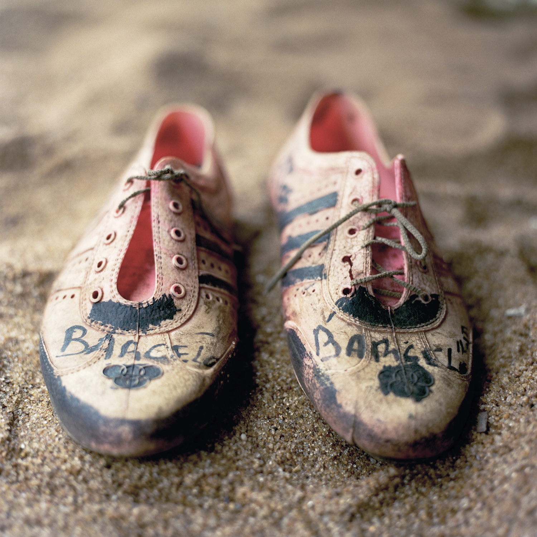 16.Mensah_Dosseh's_boots,Ivory_coast.jpg