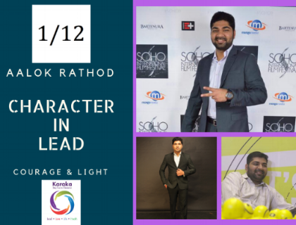Character in LEAD - Courage