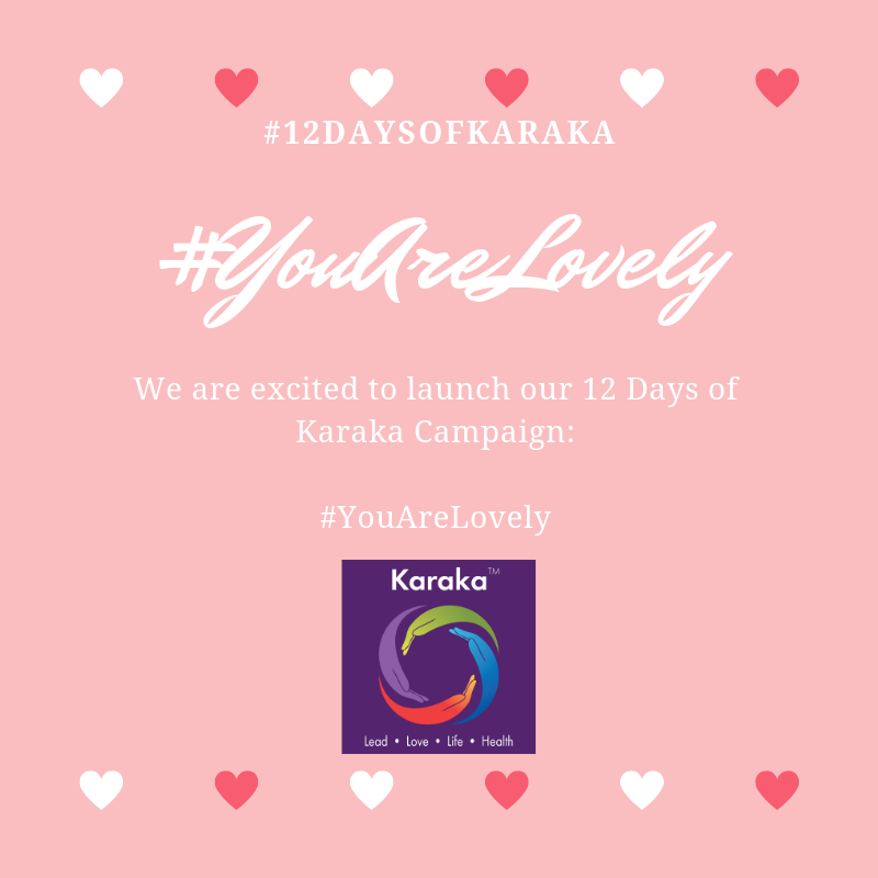 Welcome to the 1st day of the 12 days of Karaka #YouAreLovely campaign. We are sharing snippets of our method via the 4 pillars and will be campaigning with you for the next 12 days. Explore the Karaka lifestyle method exercises and share it with others. Make this your daily reminder that #YouAreLovely and enjoy getting an idea of how our Lifestyle method incorporates your true self when you LEAD, LOVE, conduct your LIFE and keep HEALTHY.  Day 1 - This is a sneak peak from our LEAD pillar workshop. In your Karaka journal write down a personal character trait, (shifting from the usual accomplishment goals we journal) into a self-described character trait. Under that character word, write down 2 situations where it's perceived as a strength and 2 situations where it's perceived as a weakness. Recognizing that the trait can exist in duality, embrace it in any situation and #StayTruetoCharacter. #YouAreLovel  #YouAreLovely #karakaleadyourself #karaka #karakabeforekarma #staytruetocharacter #authentic #authenticleadership #connection #leadership #collectivesignificance #4pillarsofkaraka #characterinlead #entrepreneur #mindfulness #mindfulleadership #mindfulconnection #meditation #meditate #beyou #bereal #karakamethod #corporatetraining #journaling #consciousleadership #sociallysignificantactions #executiveleadership #significantlife #makeconnections #lovehumanity #consciousliving #boston #bostonmindfulness