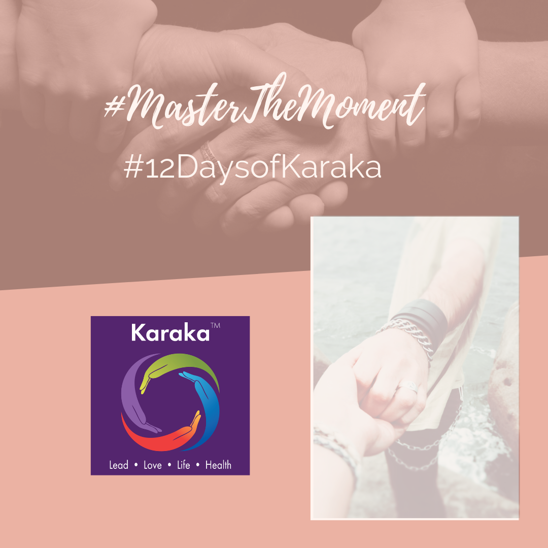 "It is  day 11  of our 12 days of Karaka #MasterTheMoment campaign. Let's talk about moments of SUPPORT. This notion of support applies across all of our 4 pillar workshops, as it can be shown in leadership, love, life and health. Support is one of those acts that can be shown in both action (physical/spoken) form and silent (moral) form. A supportive gesture in a moment of need or even without need, can leave the person receiving it fulfilled. If we practice being in the present continuously, and align our intentions with the moment, we end up offering support in ways we never thought we are capable or aware of. Lending a helping hand,, thought, words, actions and intentions is a ""real"" way of mastering the moment.  #12DaysofKaraka #Karaka #KarakaLEAD #MasterTheMoment #WholeBeing #CollectiveSignificance #SociallySignificantActions #Consciousness #Mindfulness #AuthenticLeadership #KarakaMethod #KarakaLifestyle #StayTrueToCharacter #support #NewEngland #Wellness #Leadership #4PillarsofKaraka #KarakaLEADYourself #BalanceIntegration #Balancein4s #BalancedLifestyle#meditate #connection #humanconnection #authenticity #visionary #MindBodySpirit"