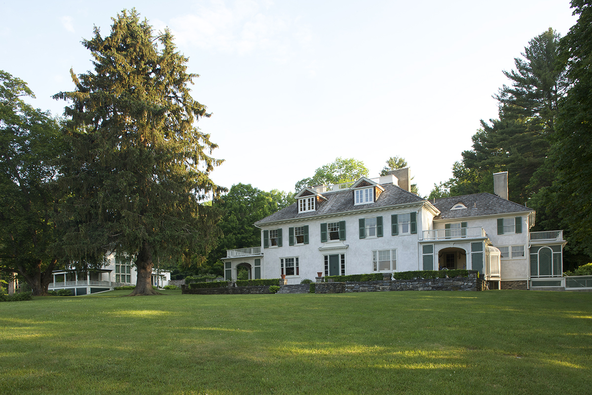 Historic Residence   located on 122 acres of farmland, forest and woodland trails   Learn more.