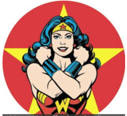 """What does Wonder Woman mean as an expression of the feminine principle? Think about the points made in the following article and apply them to your own life.    """"USA Today"""" on June 7, 2017, listed five expressions of power from the movie .  1. How growing up on island of Themyscira with many models of powerful women allowed  Diana to believe she can do anything .  2.  Poking fun at stereotypes of portrayals of women  in other movies--e.g., trying to run in a pencil skirt, how wearing glasses makes her less beautiful.  3.  It ignores the patriarchy.  Diana bursts into meetings full of men, ignores men who tell her she can't do something, likens a secretarial job to slavery and continually saves her male companions. Growing up the way she did, Diana has to idea what expectations of women are and doesn't care when she finds out. She won't apologize for being a woman. The movie champions her femininity.  Her power isn't diminished by caring too much or experiencing her emotions. Instead, her love and kindness strengthen her.   4. When Diana interacts with the ragtag men who form her team, she rebuffs one's effort to hug her and is  defined not by her beauty, but by winning a bar fight.  The female director, Patty Jenkins, doesn't focus the camera on her body, but on her expressive face or the weapons she uses.  5. In the big climatic battle, she charges alone into """"no man's land"""" despite the onslaught of ammunition aimed at her.  The metaphor is striking--a woman moving forward alone in a field while a battalion of men tries to push her back. And she refuses to give up.  Steve tells her there is nothing she can do, but she simply does what she believes is right. She saves people and it's so uplifting to see her do it."""