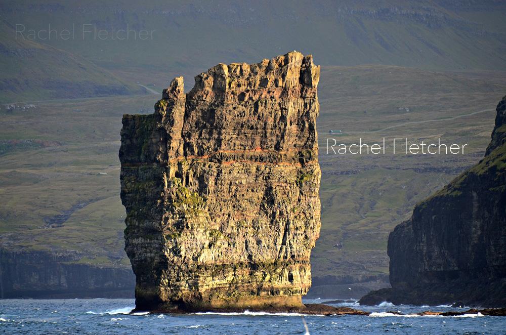 Sea Stack in the Faroe Islands