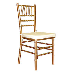 Gold Chavari Chair   Call to Reserve